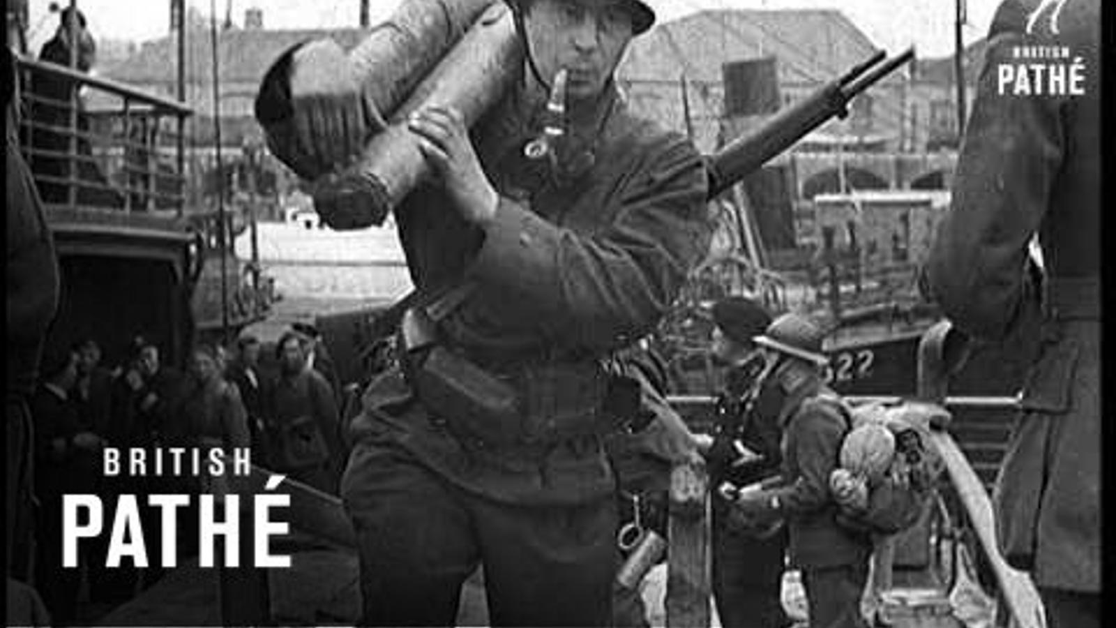 Crida de Charles de Gaulle als francesos a resisitir davant l'ocupació nazi, 18.06.1940