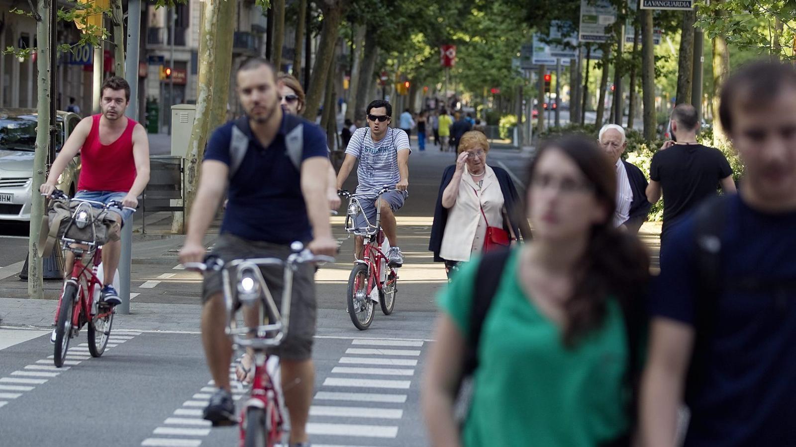 Del boom del Bicing al boom de la bicicleta
