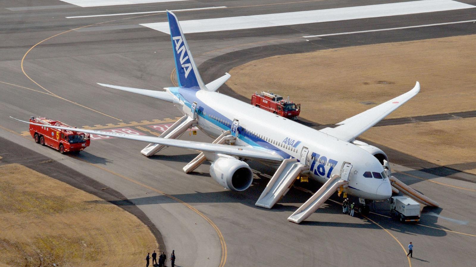 Europa prohibeix els vols del Boeing 787 Dreamliner