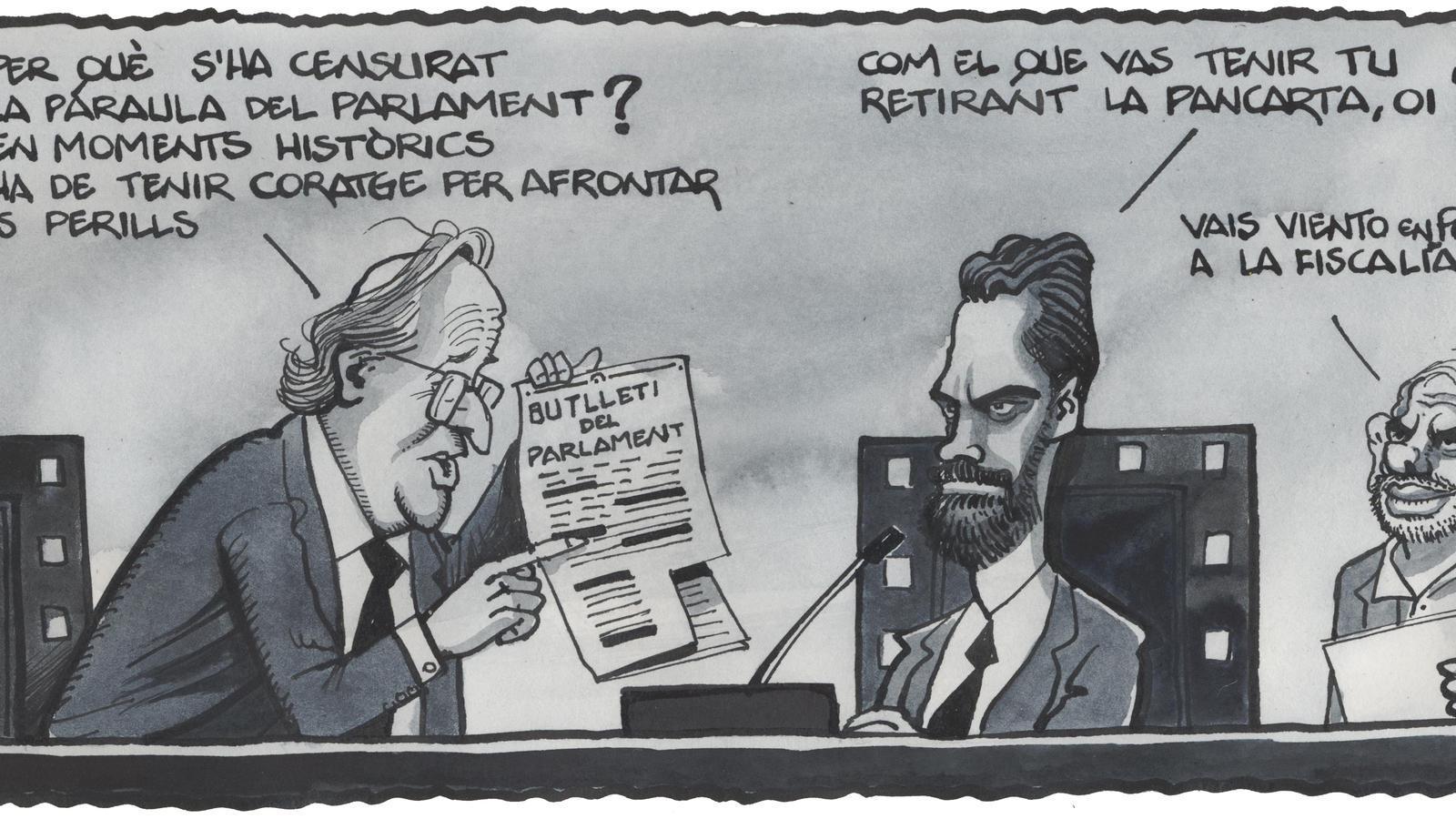 'A la contra', per Ferreres 12/08/2020