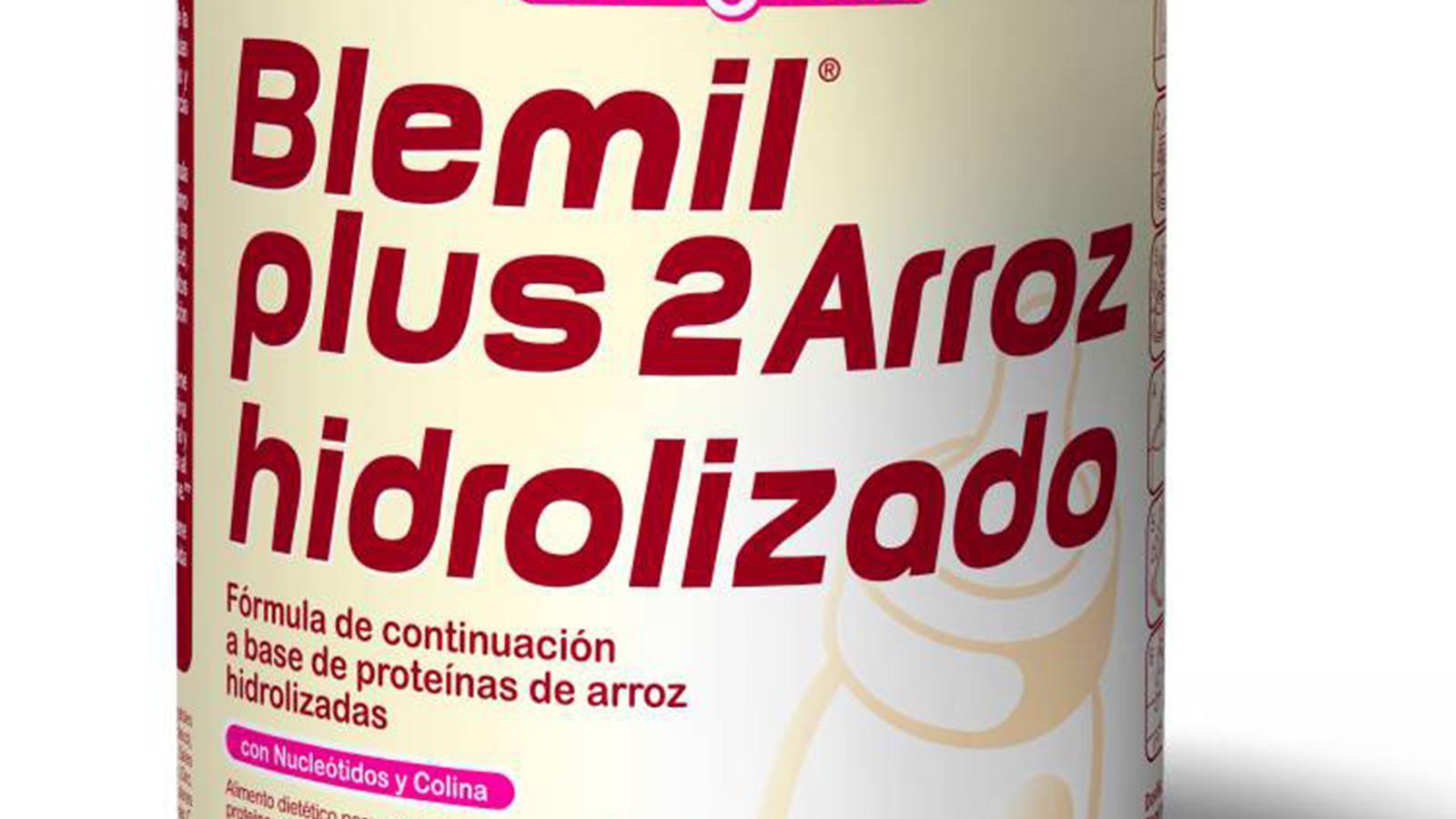 Blemil Plus 1 arròs (400 g).