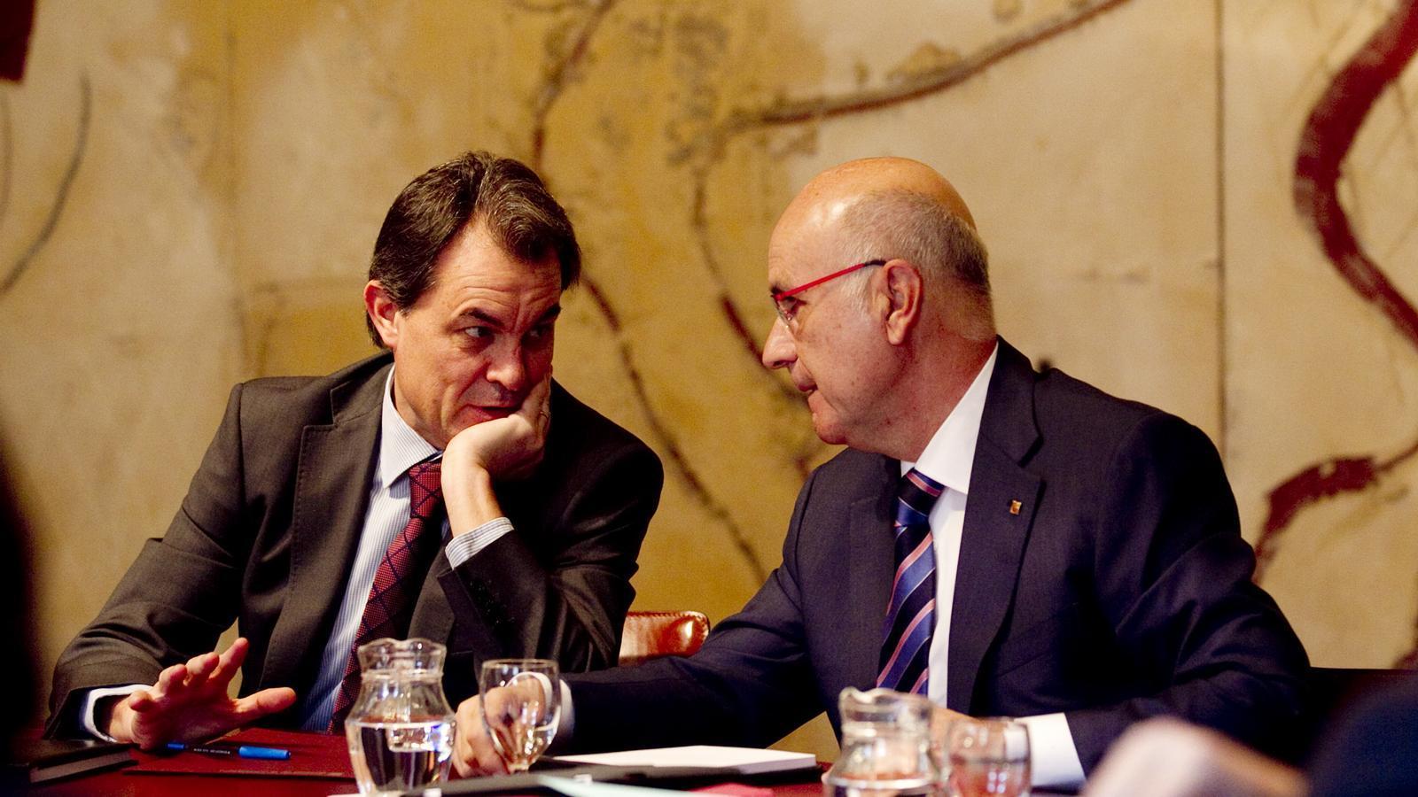 Una confusió entre partit i Govern que no escandalitza