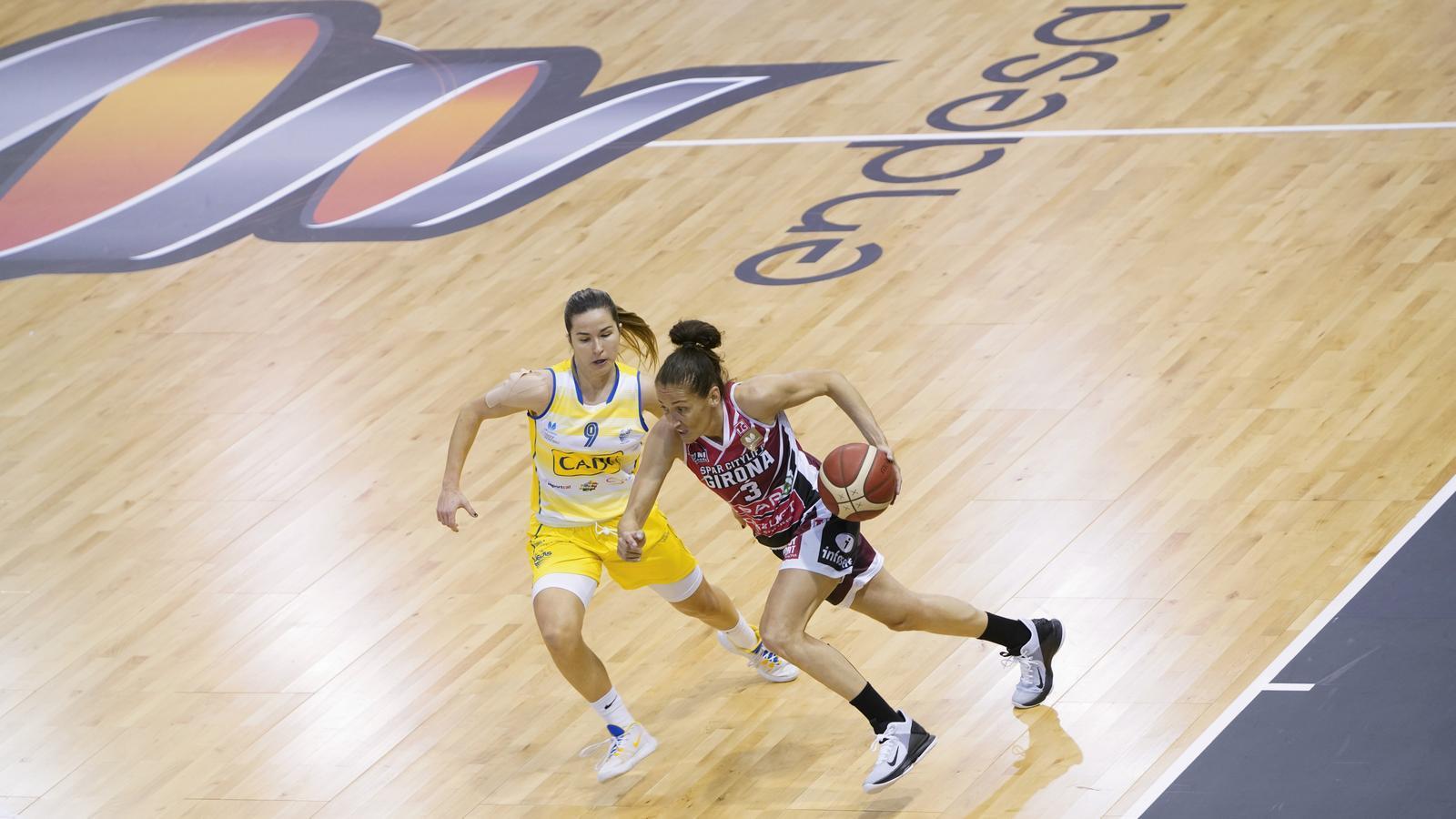 Laura Peña i Laia Palau