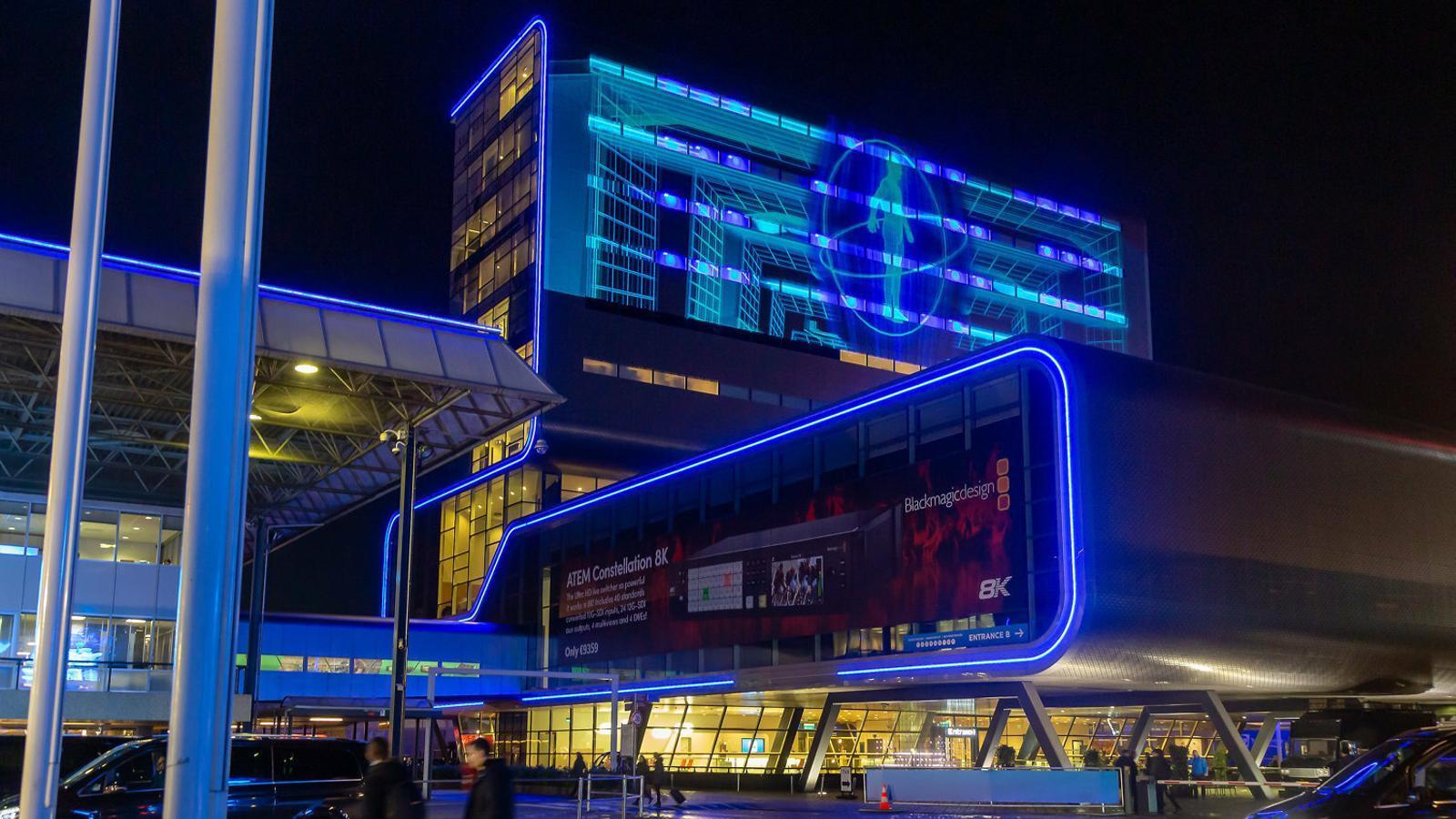 01. La fira es Va celebrar Al centre de convencions RAI d'Amsterdam.
