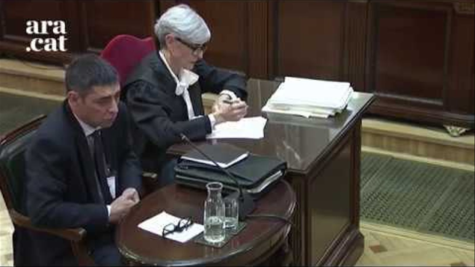 """Trapero: """"Teníem a punt un dispositiu per detenir Puigdemont i el Govern després de la DUI"""""""
