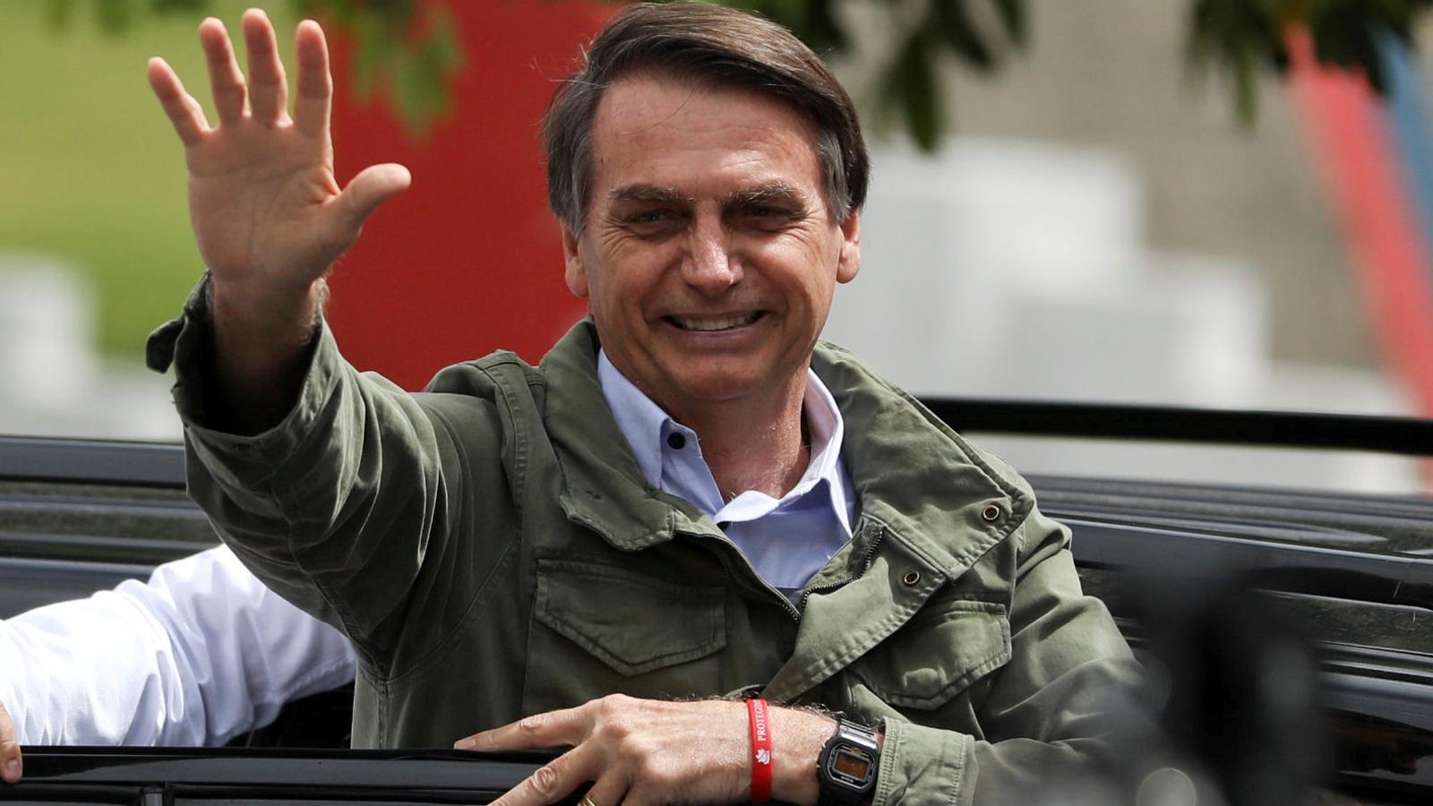 El militar ultra Bolsonaro guanya al Brasil amb una clara majoria