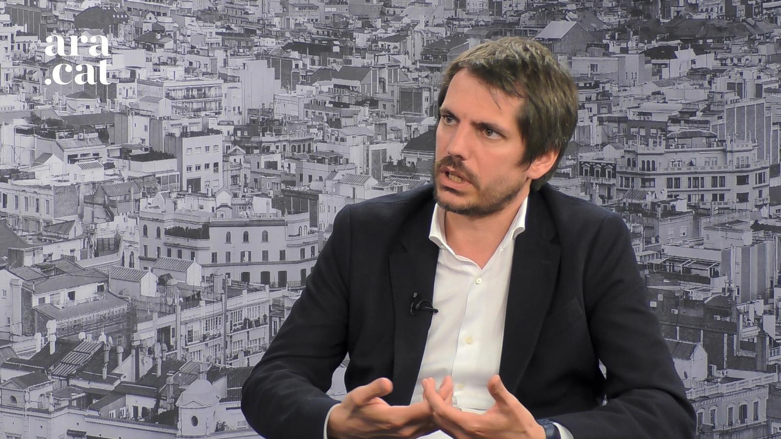 """Urtasun, sobre el Procés: """"Europa acceptarà una via dialogada"""""""