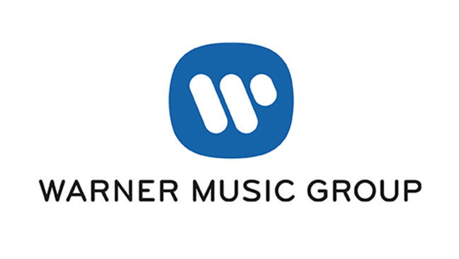El logotip de Warner Music