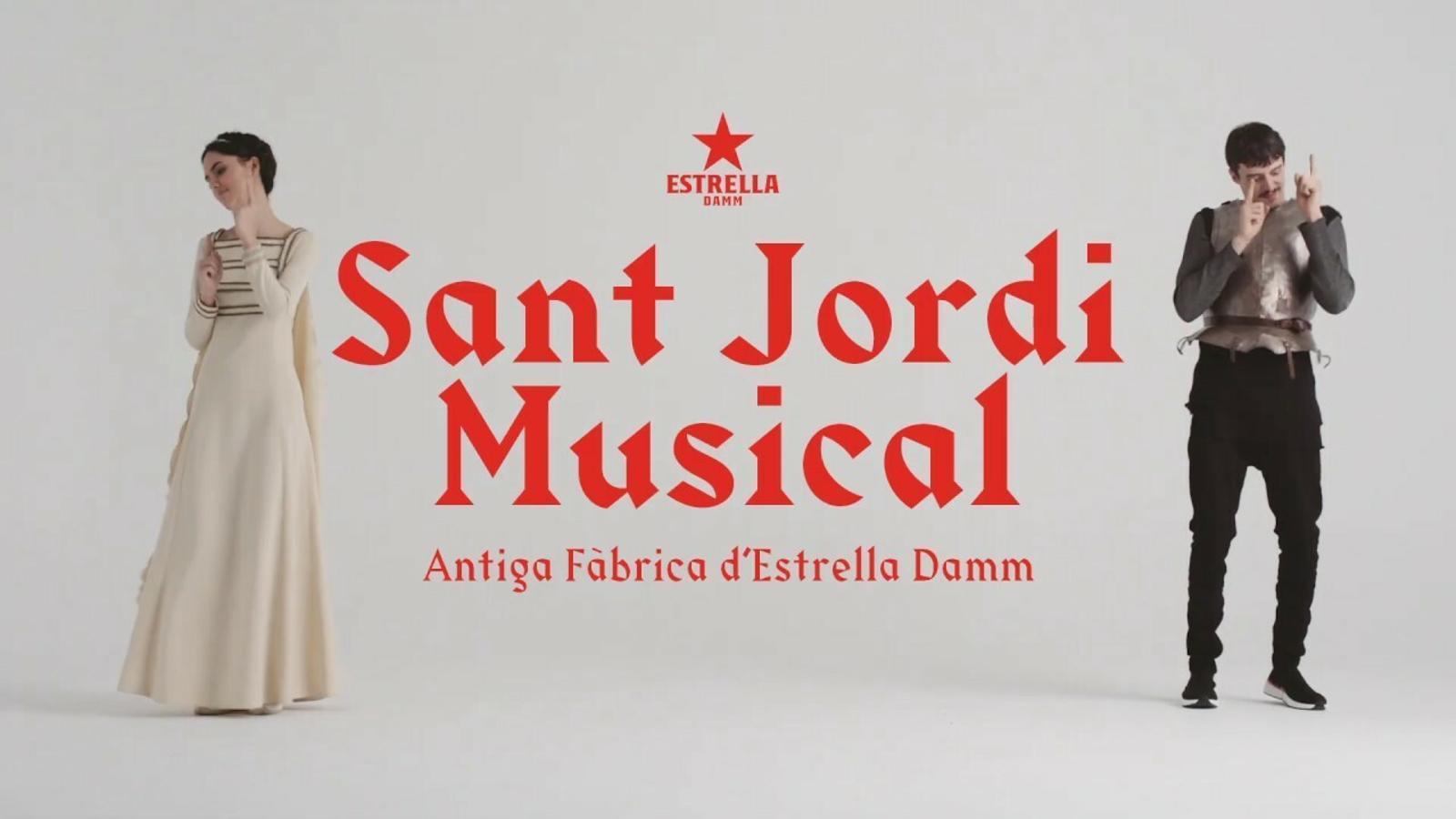Sant Jordi Musical 2019