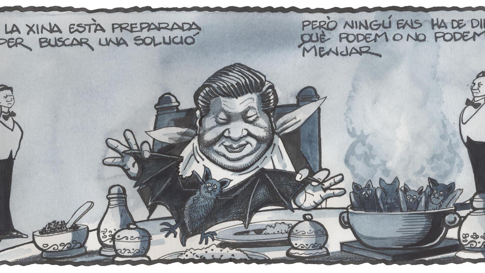 'A la contra', per Ferreres 25/05/2020