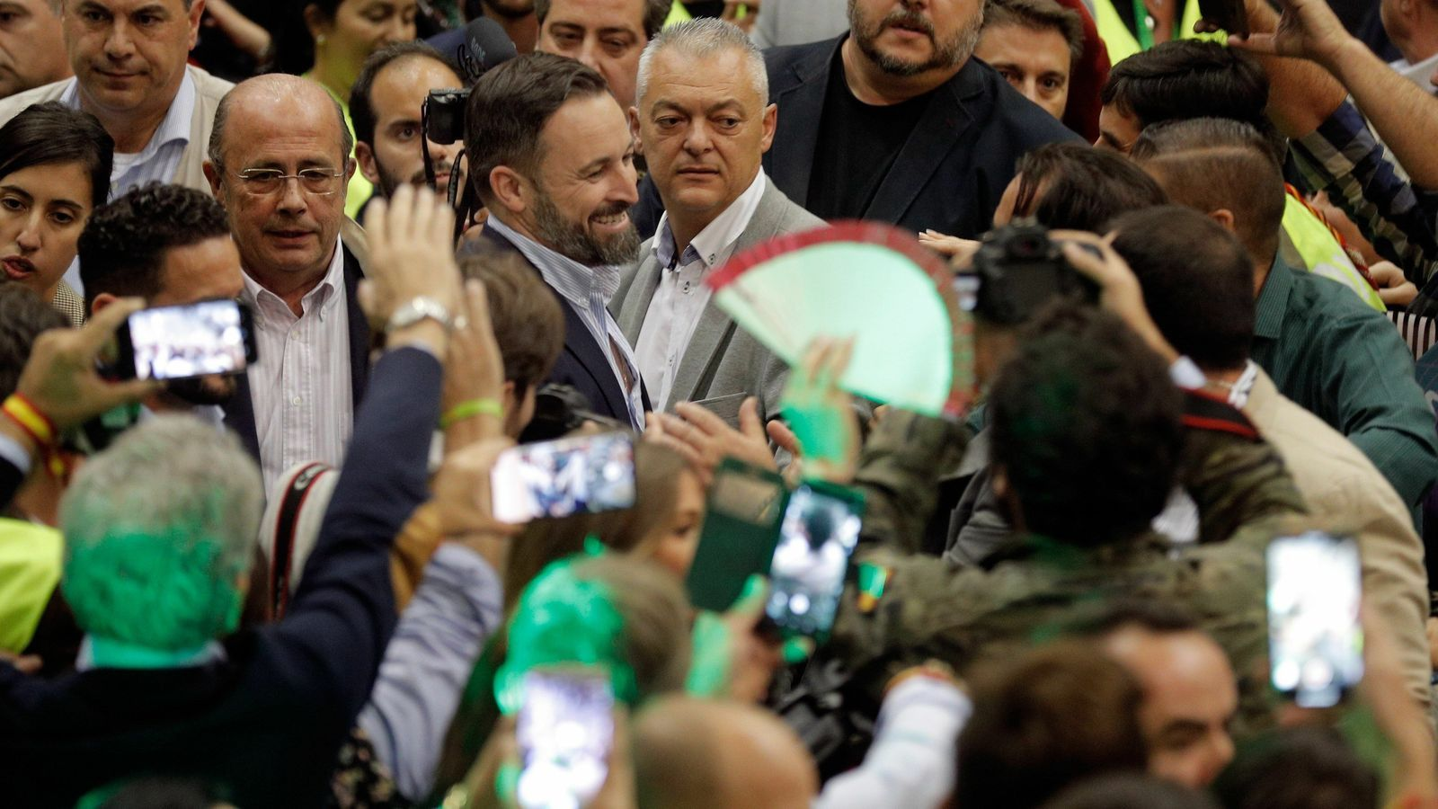 Vox es converteix en la força més votada en una vintena de municipis del País Valencià