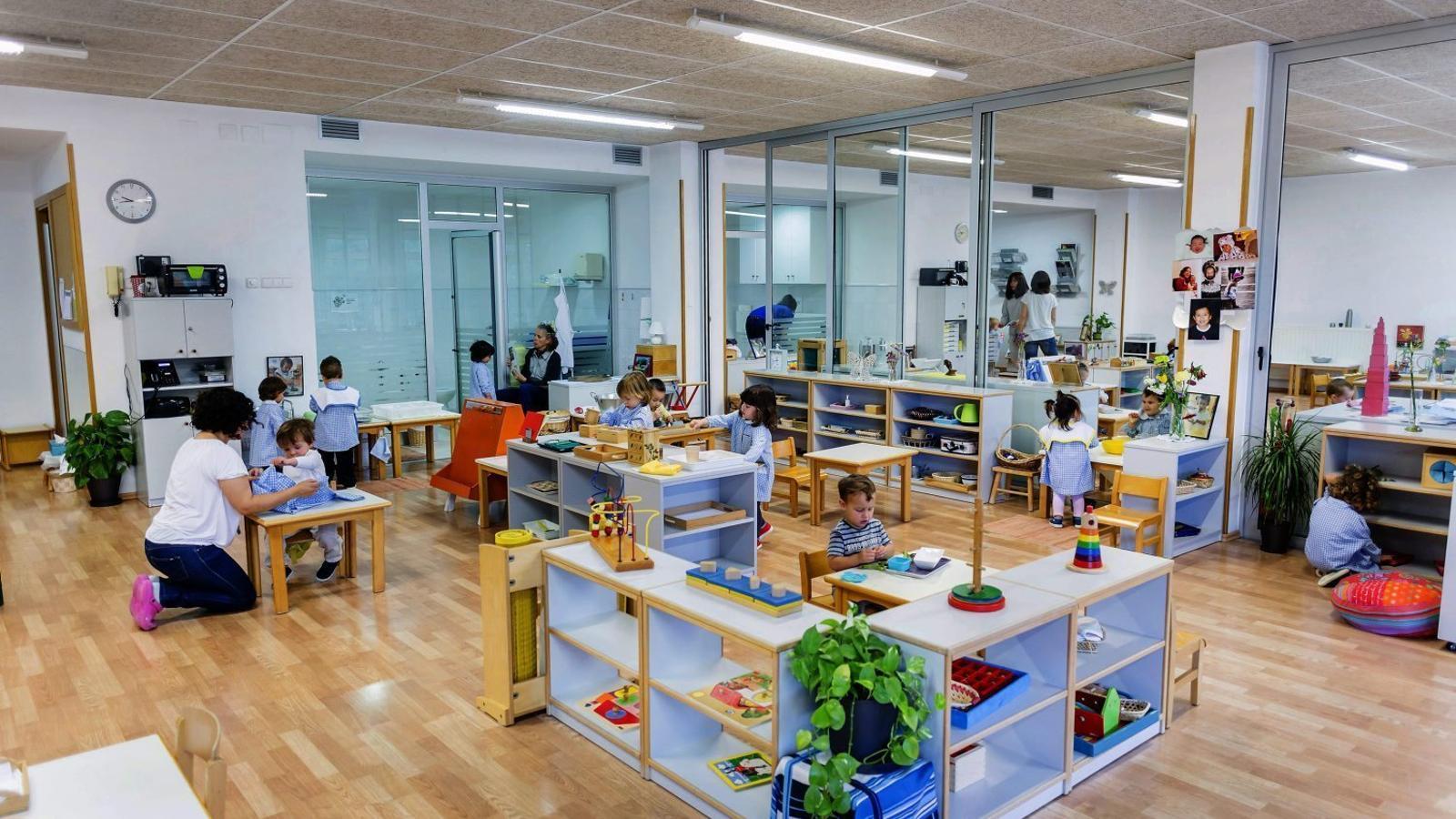 Montessori estrena nou centre a Girona