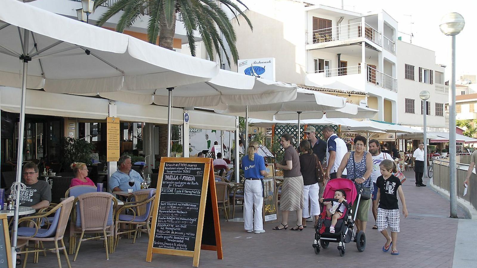 La patronal hotelera Cehat preveu una caiguda de fins el 15% del turisme alemany a Mallorca