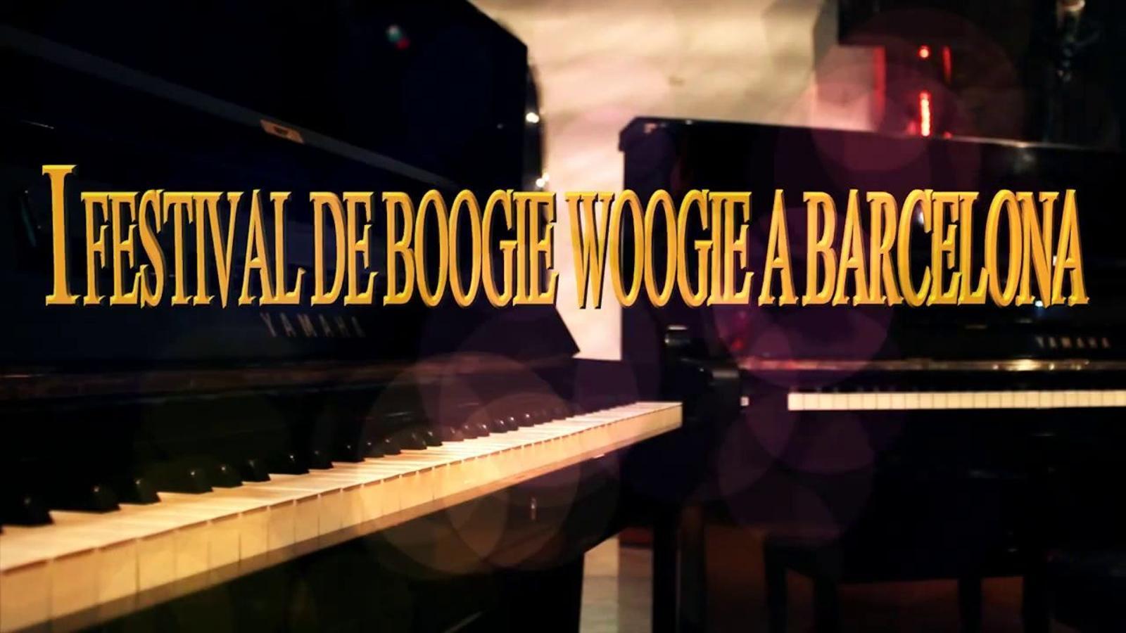 Un woogie-boogie a quatre mans anuncia el 'Campi qui Boogie!'