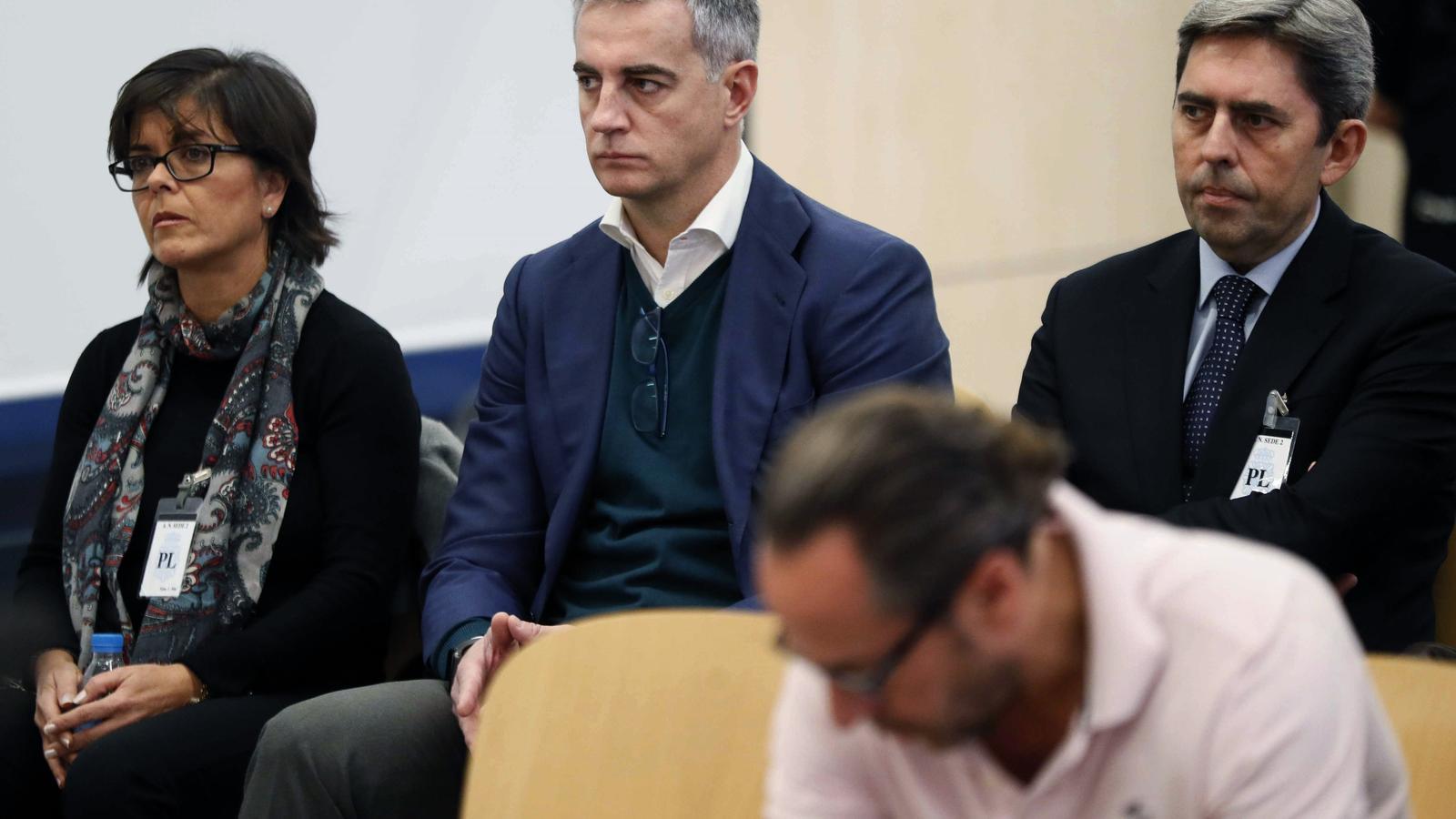 """Ricardo Costa reconeix el finançament """"amb diner negre"""" del PP valencià i en responsabilitza Francisco Camps"""
