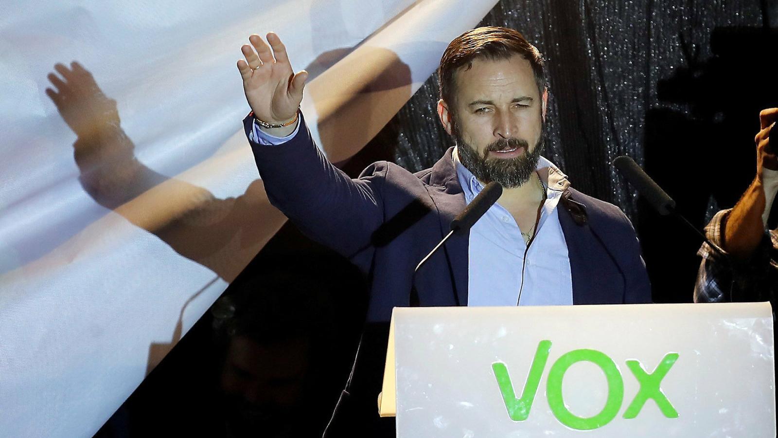 Vox entra però no compleix expectatives
