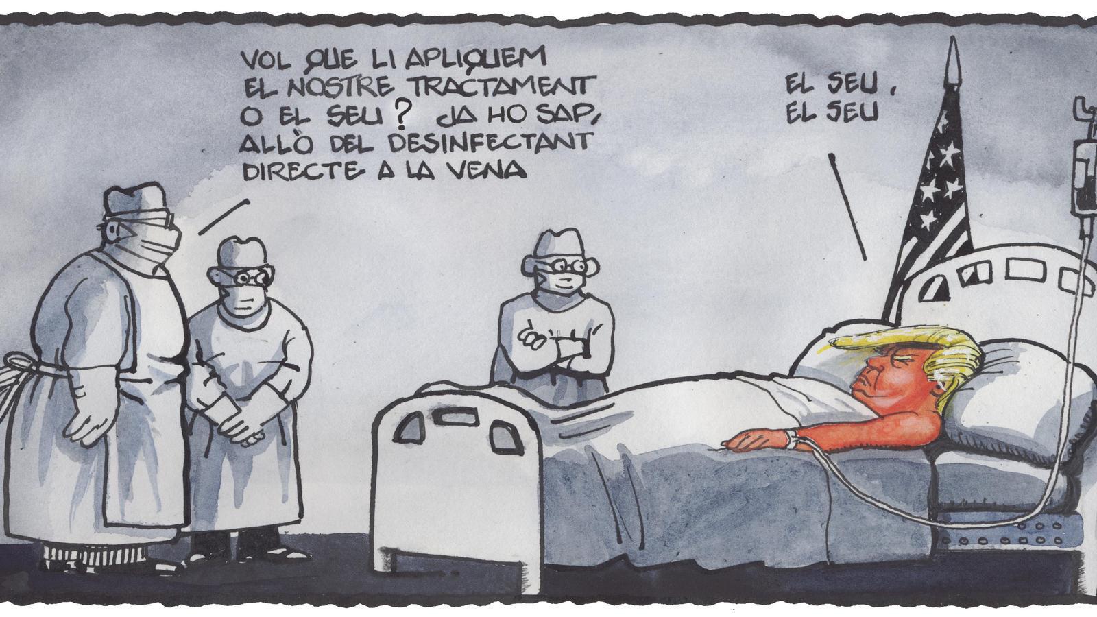 'A la contra', per Ferreres 03/10/2020