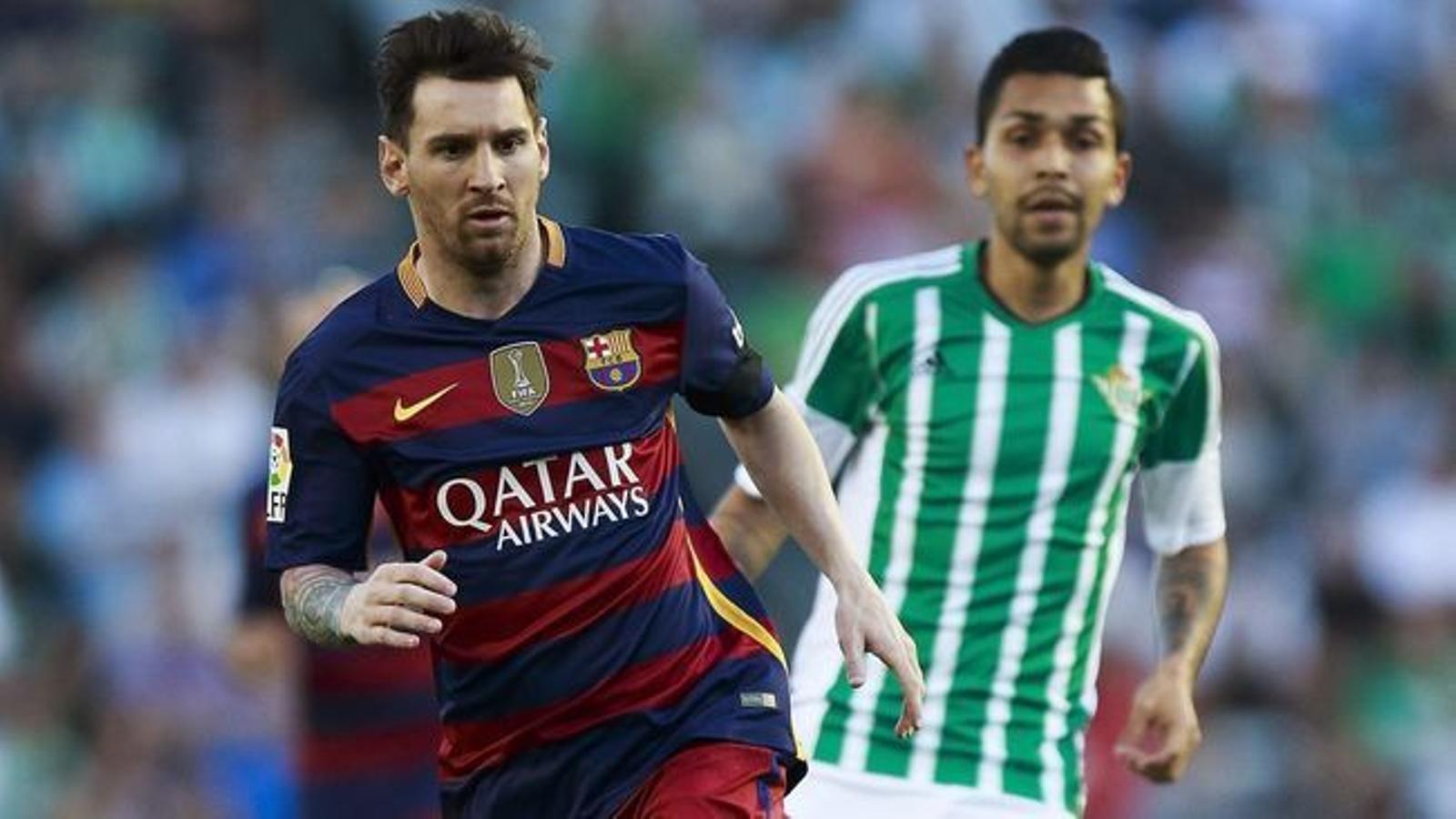 El Betis serà el primer rival del Barça en Lliga el proper curs