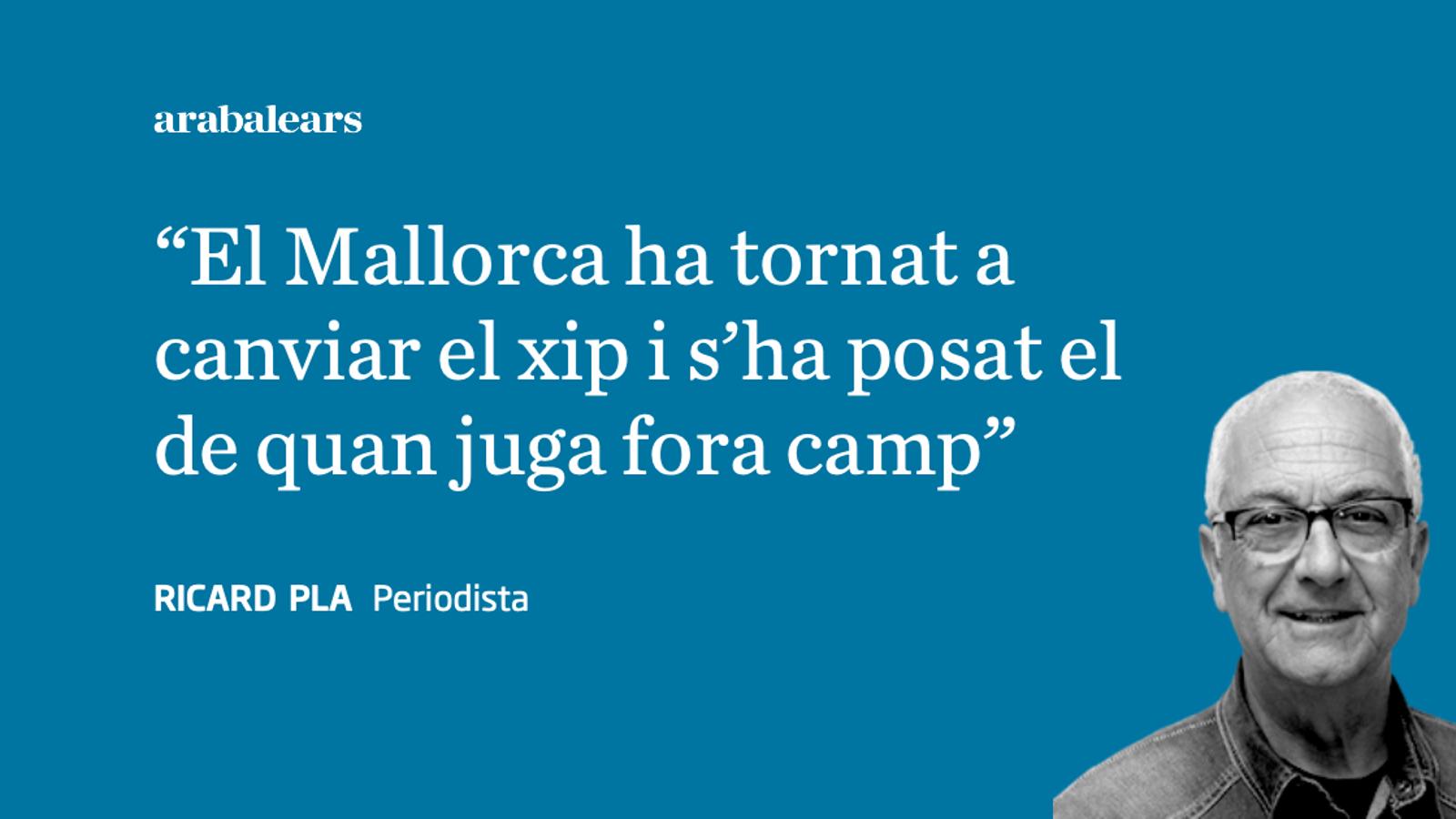 El Mallorca, esborrat per la Reial Societat