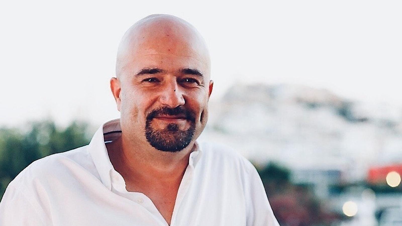José Corraliza és el president de l'Associació d'oci d'Eivissa.