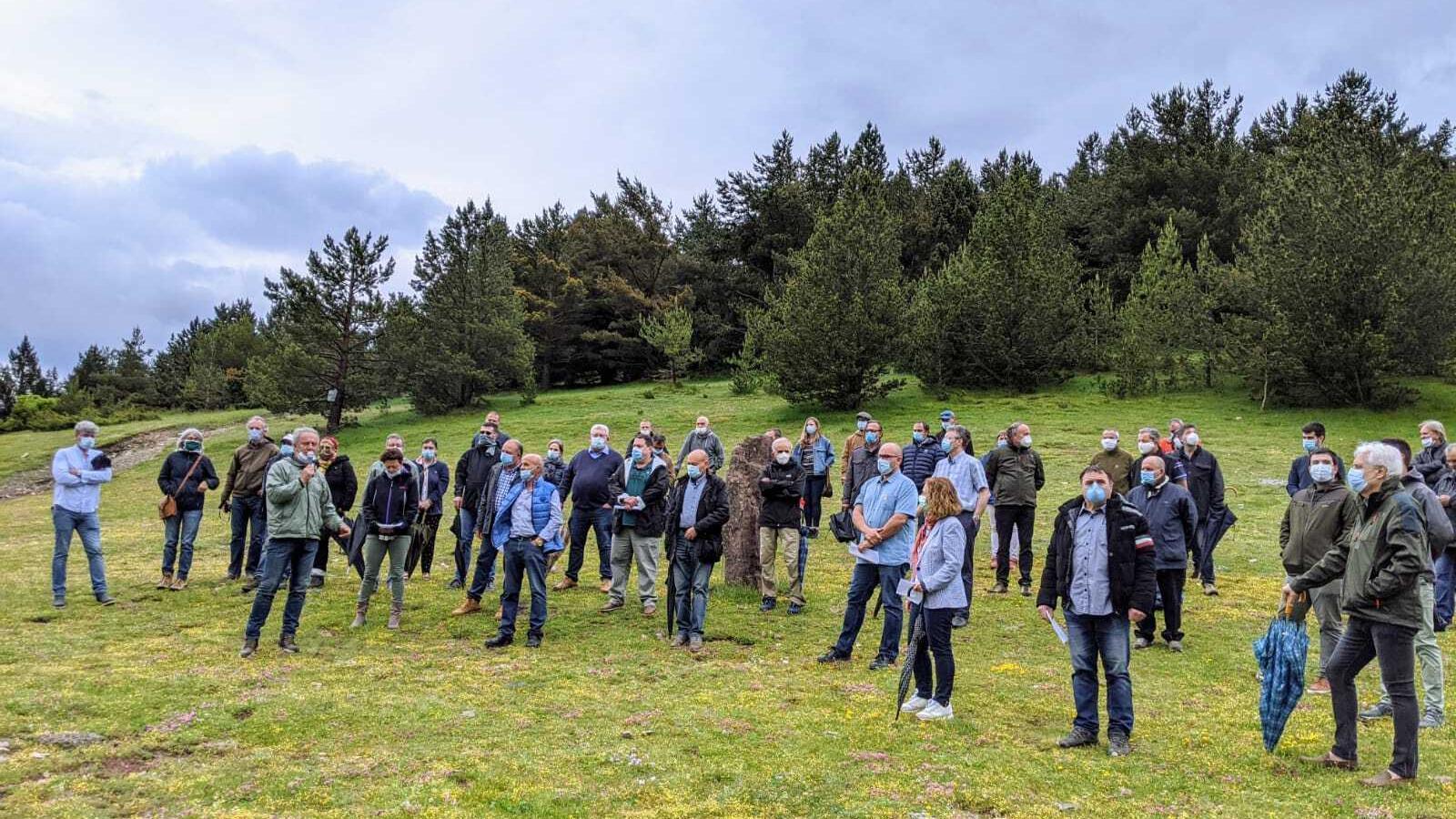 Un centenar d'institucions i entitats reclamen que s'ajorni l'aprovació de l'Agència de la Natura
