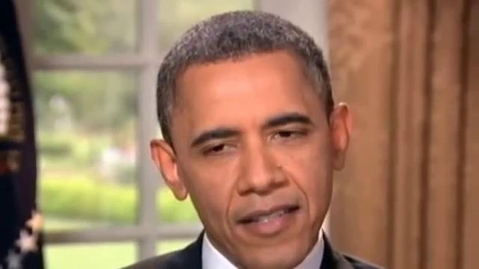 Obama a la cadena nord-americana ABC: El casament homosexual hauria de ser legal