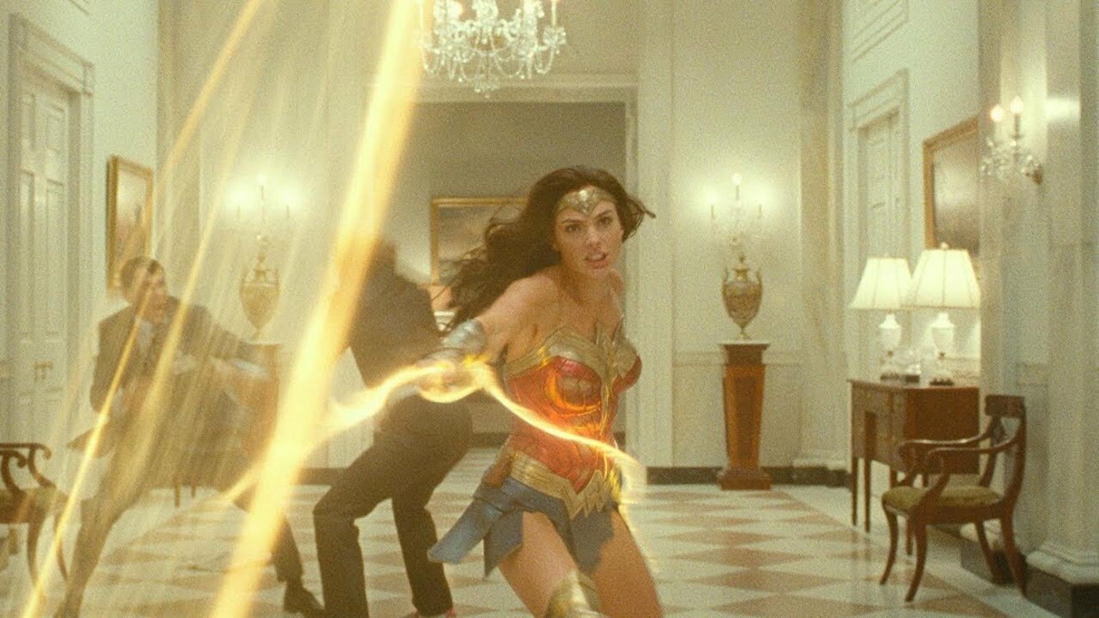 Tràiler oficial de 'Wonder Woman 1984'