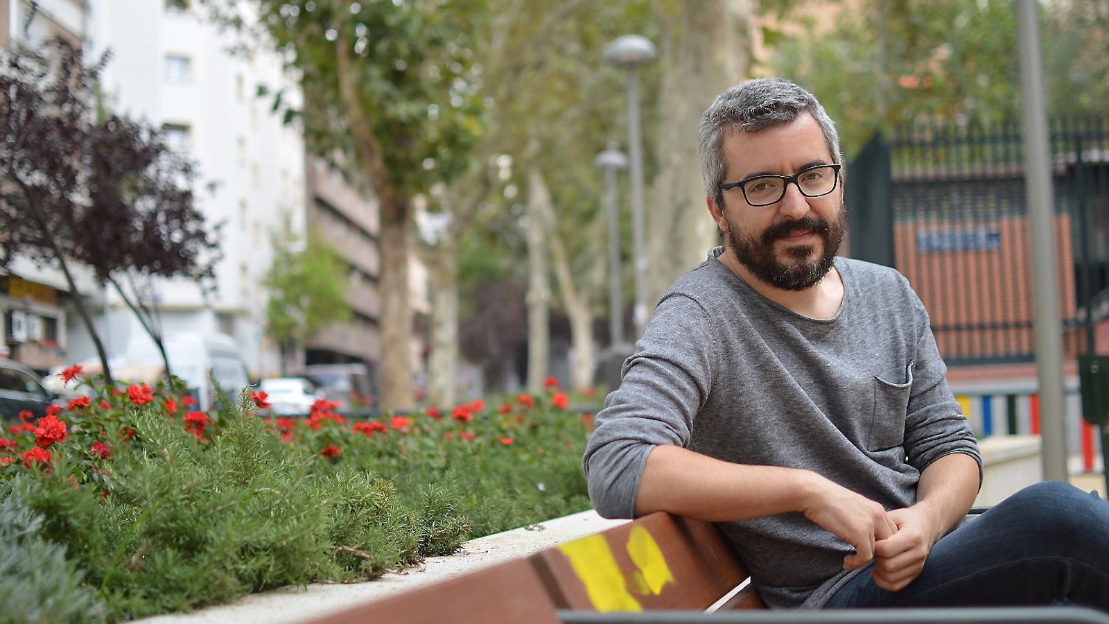 """Javier Padilla: """"La malaltia està molt estratificada per classes socials"""""""