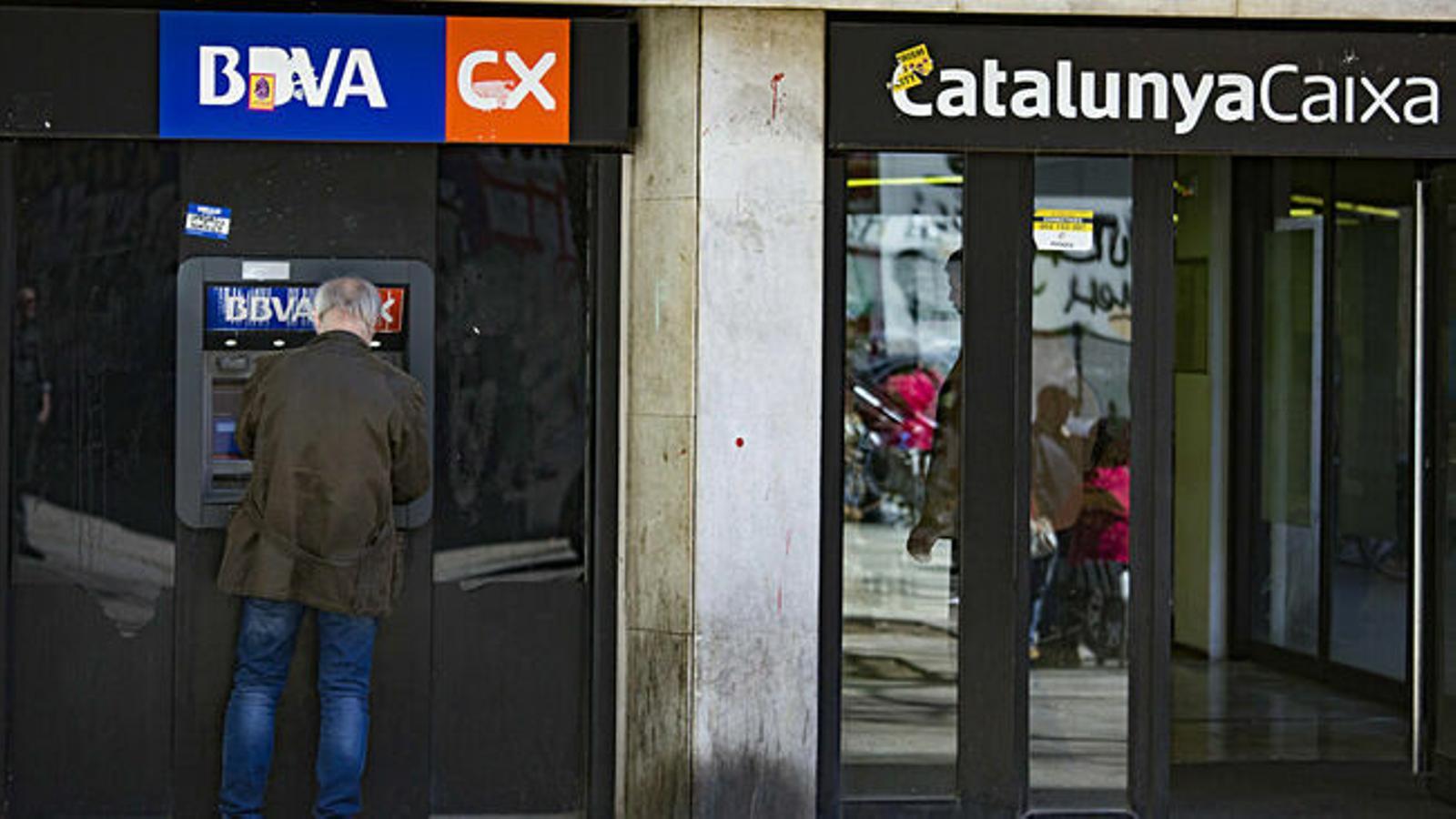 La banca té gairebé 90.000 treballadors menys que abans de la crisi