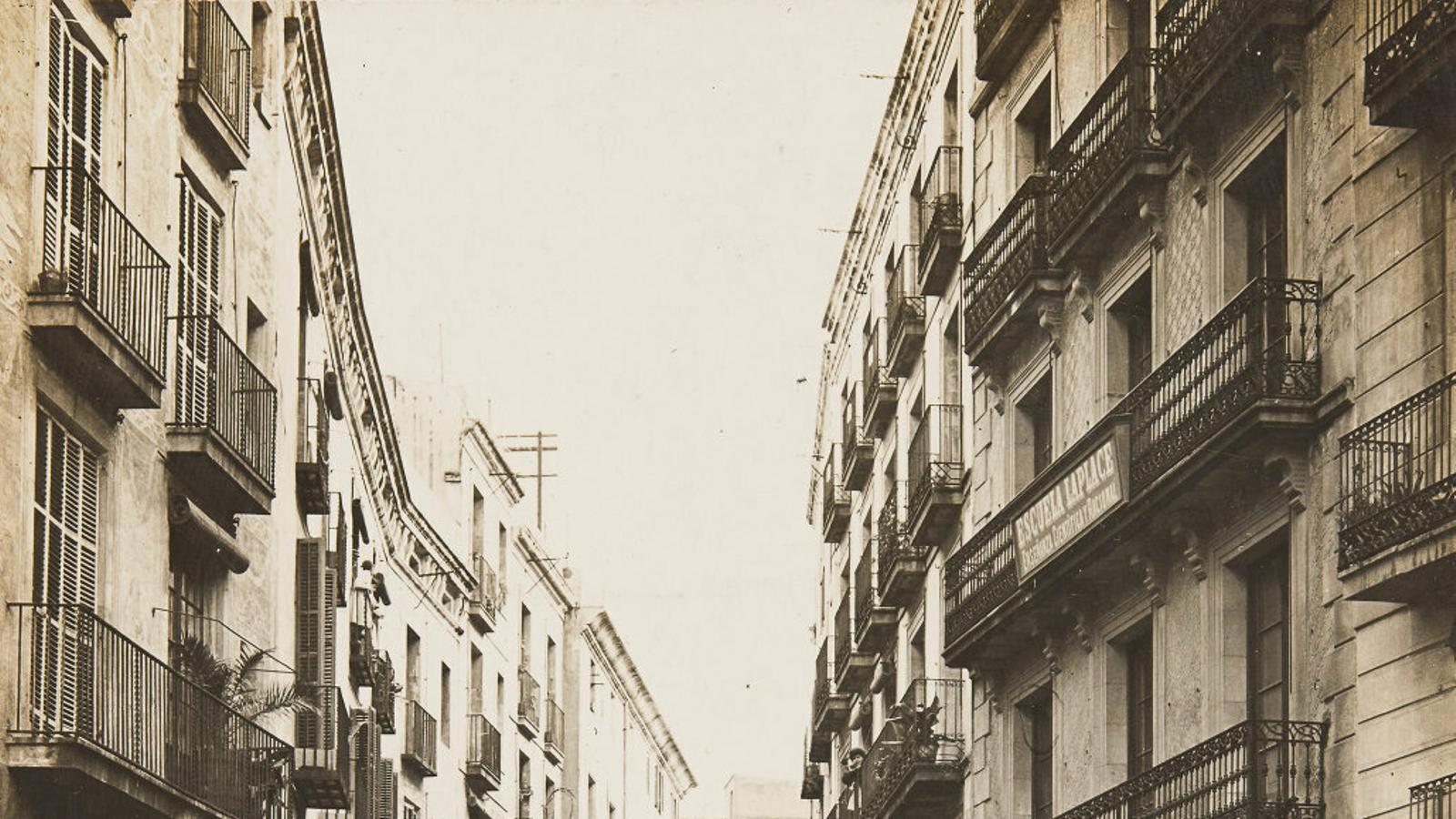"""""""L'obertura de Via Laietana va ser una obra molt fosca"""""""