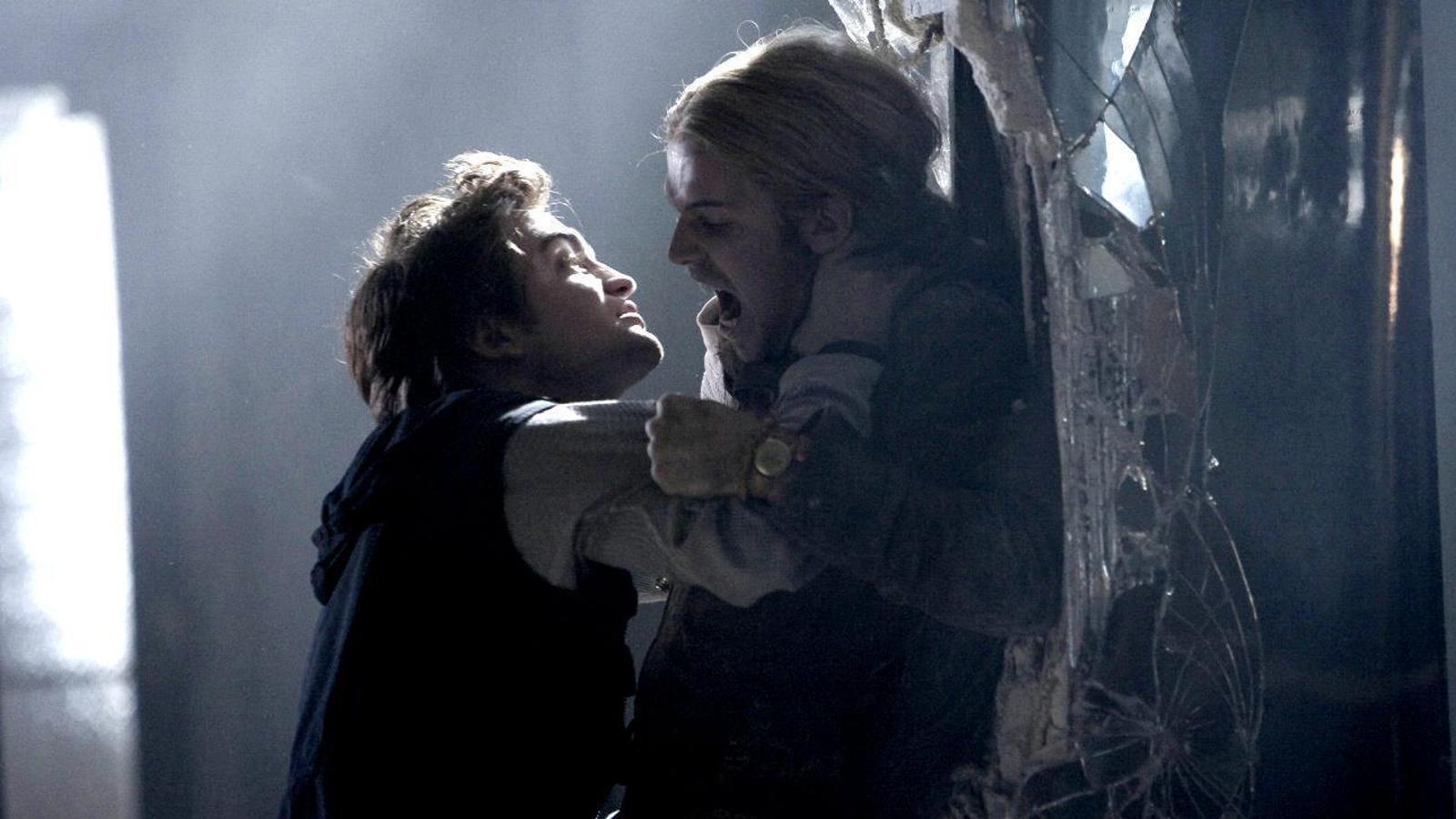 Fotograma de l'adaptació cinematogràfica de 'Crepuscle'