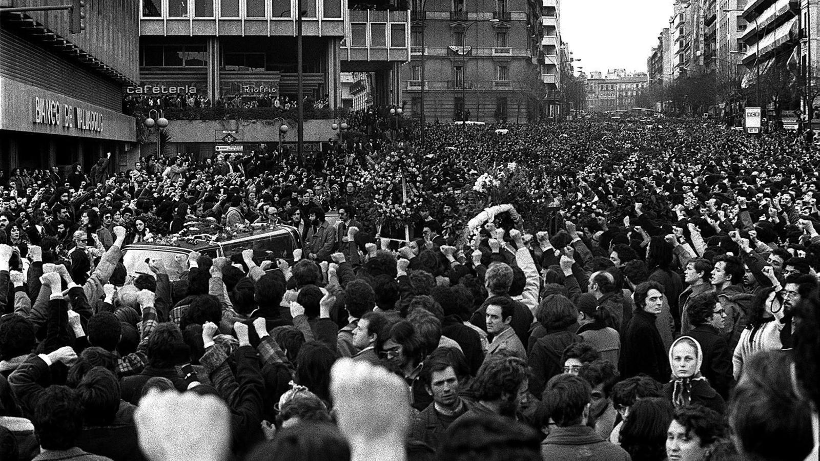 La massacre d'Atocha: els interrogants oberts