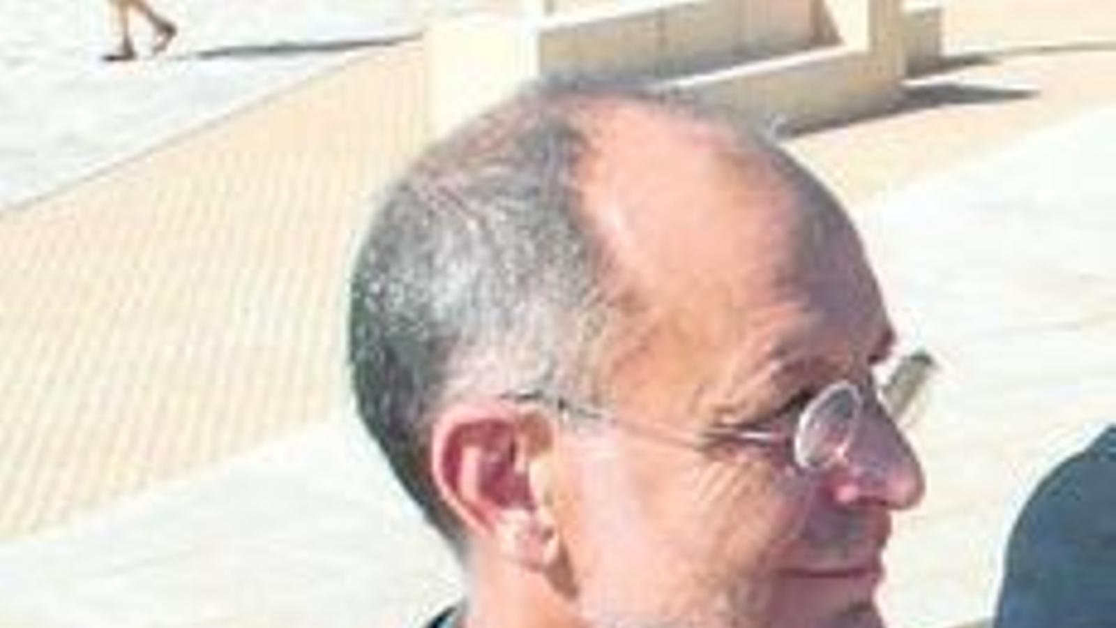 L'exbatle Ramon Aguiló ha defensat la gestió que va dur a terme al capdavant de l'Ajuntament de Palma/ARA BALEARS