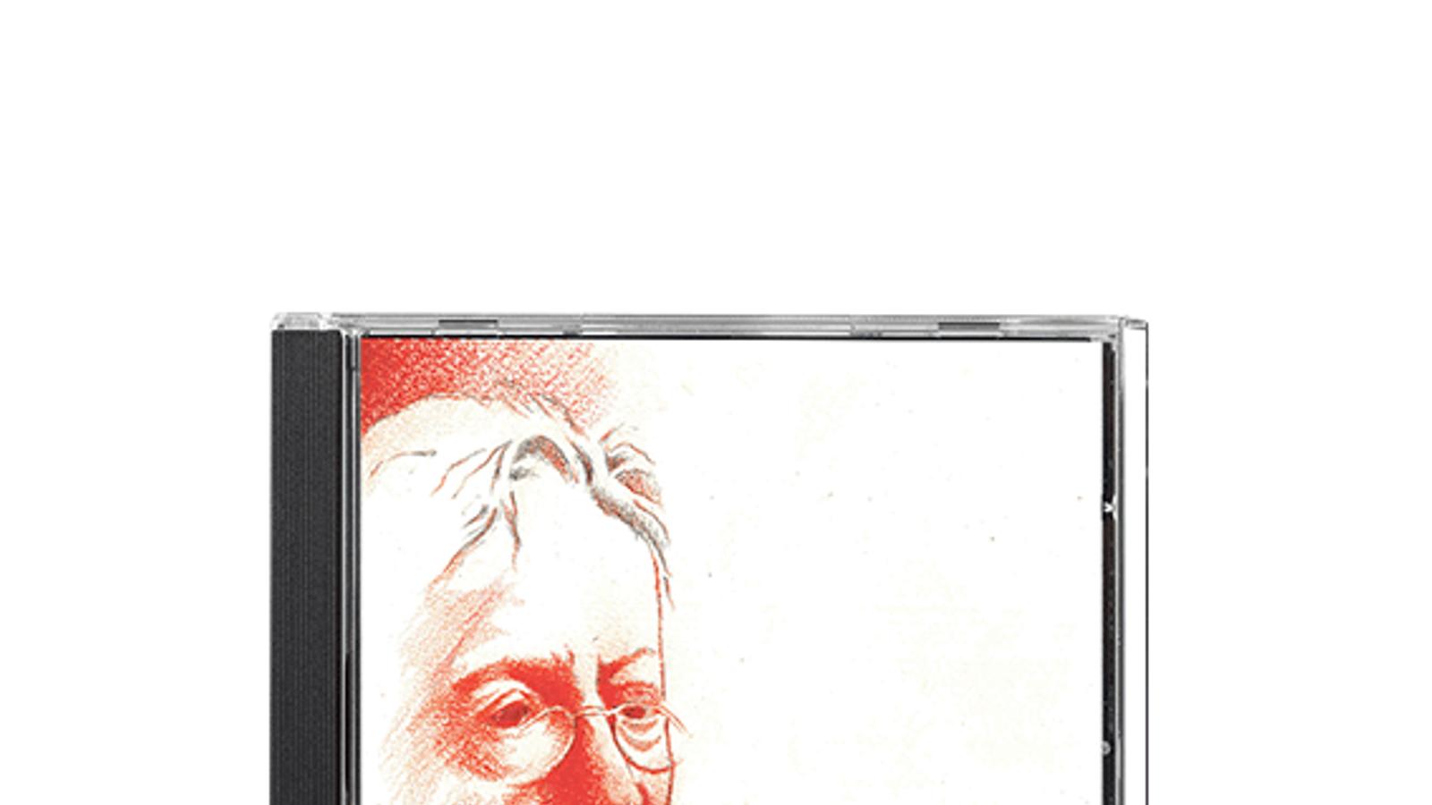 El disc d'Ignasi Roda i Mone Teruel cantant Guimerà, amb l'ARA