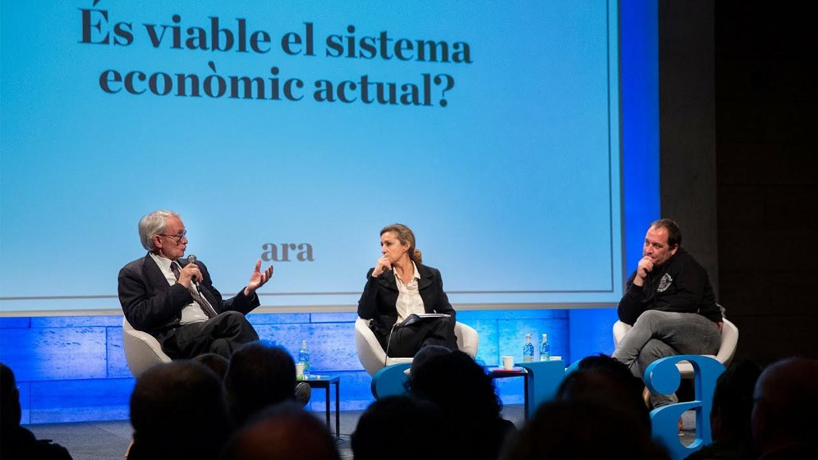 És viable el sistema econòmic actual?