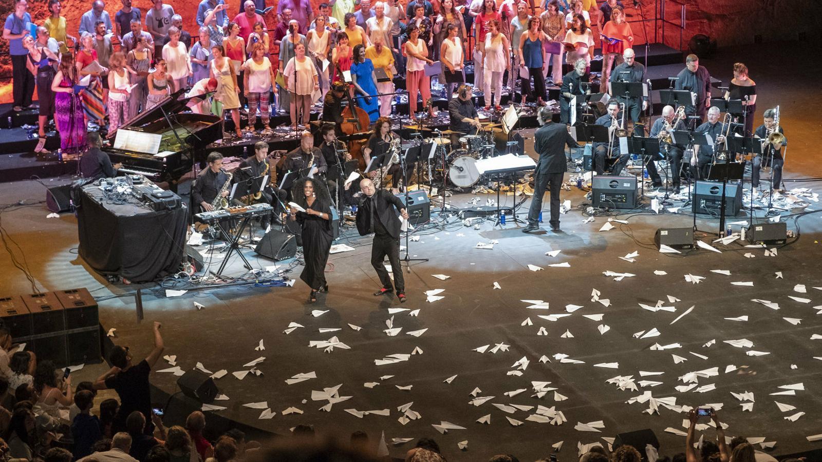 Música europeista per apaivagar el brogit del Brexit