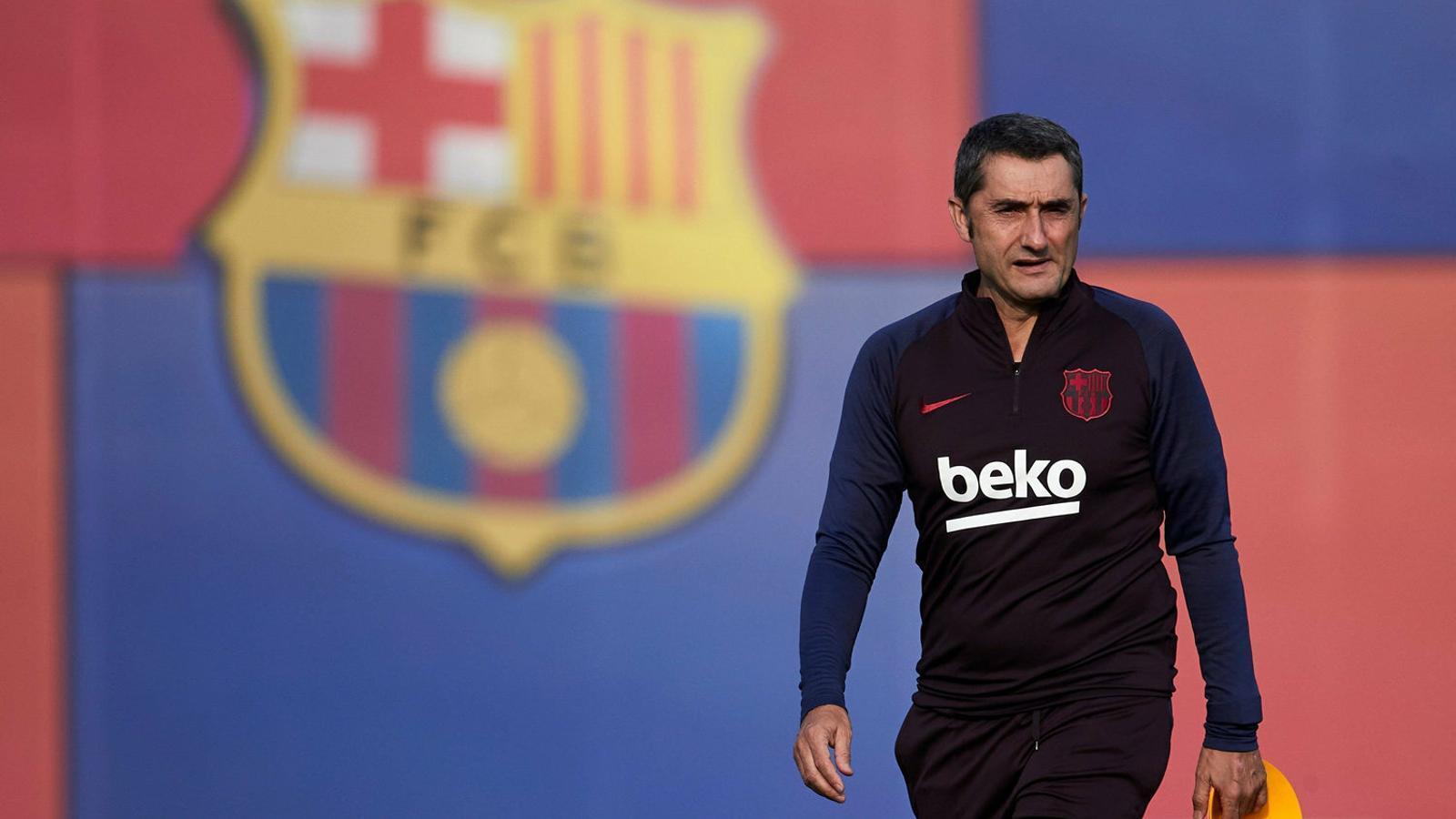 Valverde, en el punt de mira