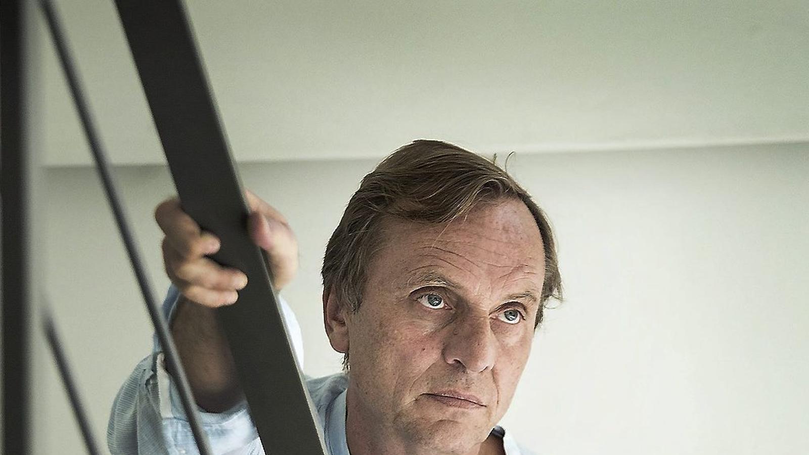 Bouchoux alerta sobre la perversió narcisista perquè considera  que el narcisisme és inherent a la condició humana. / PERE VIRGILI