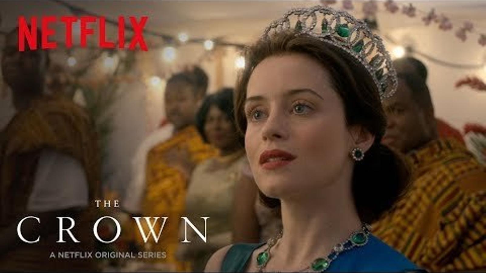'The Crown', trailer oficial de la segona temporada