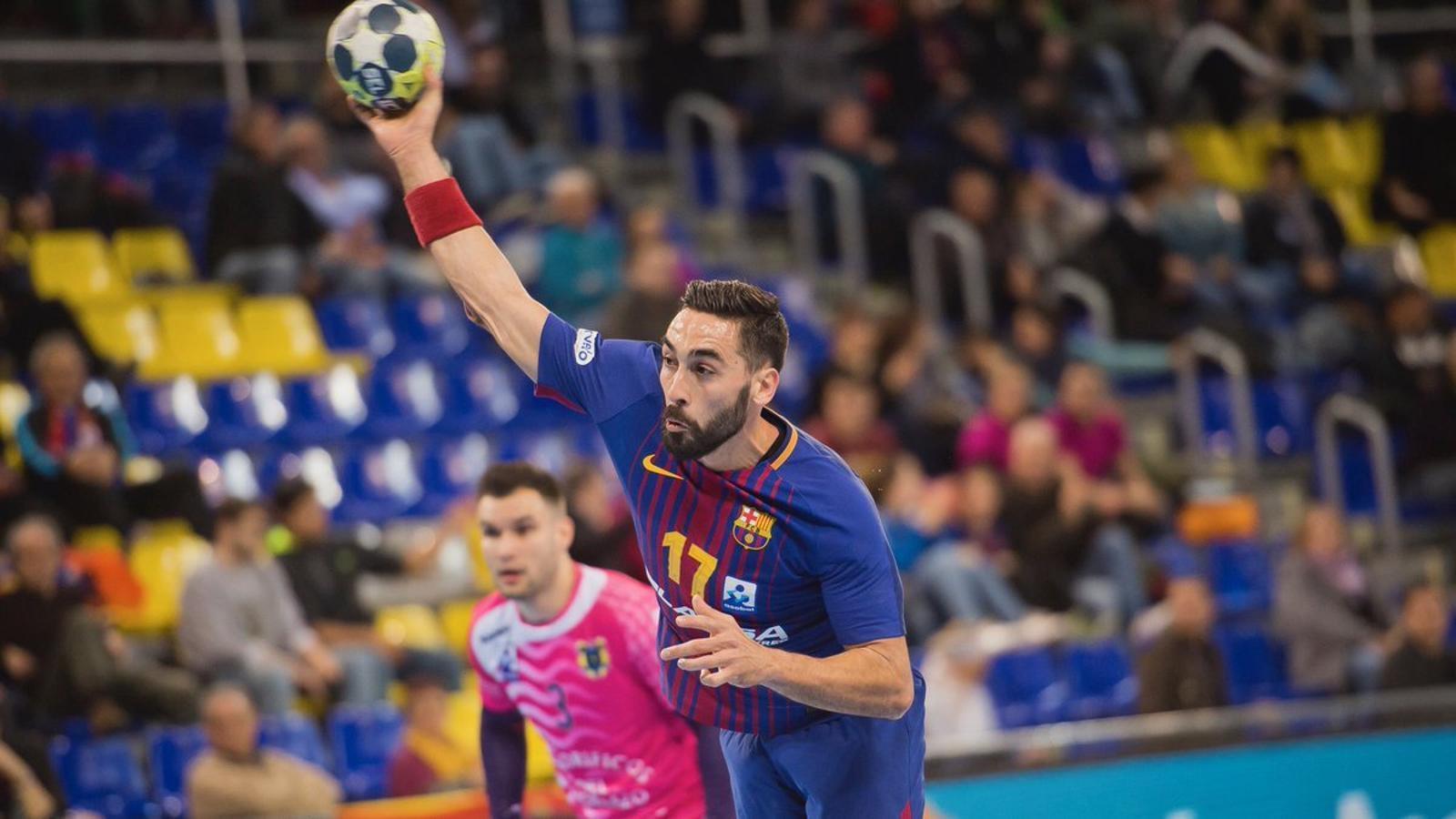 El Barça Lassa haurà d'esperar per celebrar el títol de l'Asobal