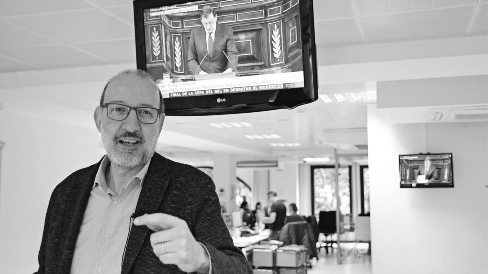 L'anàlisi d'Antoni Bassas: 'Nou govern, goril·lisme mal dissimulat'