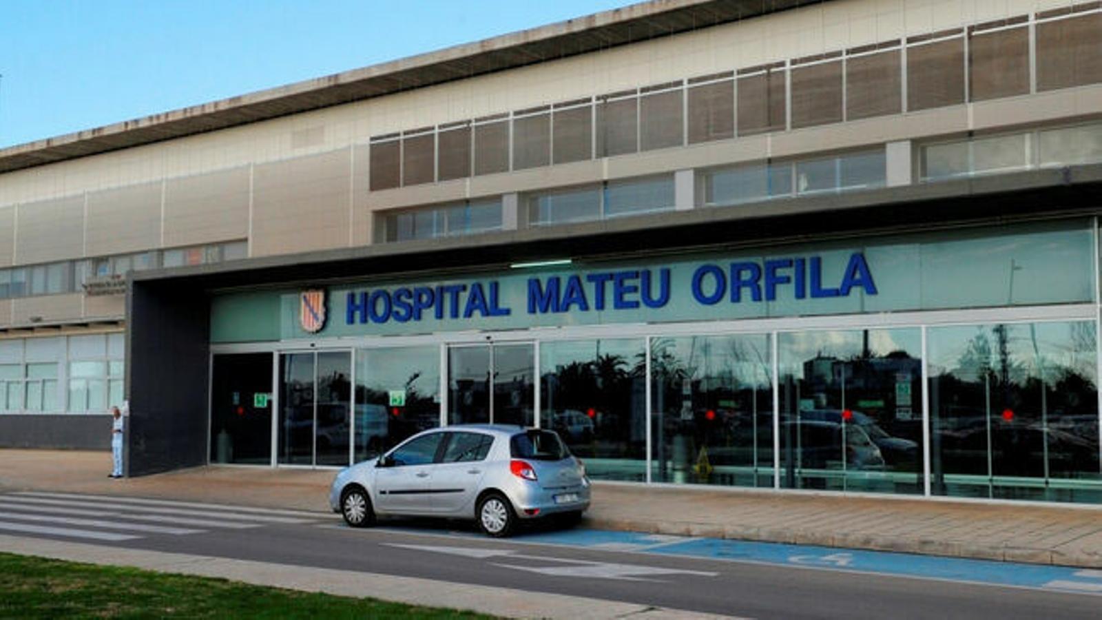 L'Hospital Mateu Orfila, a Menorca