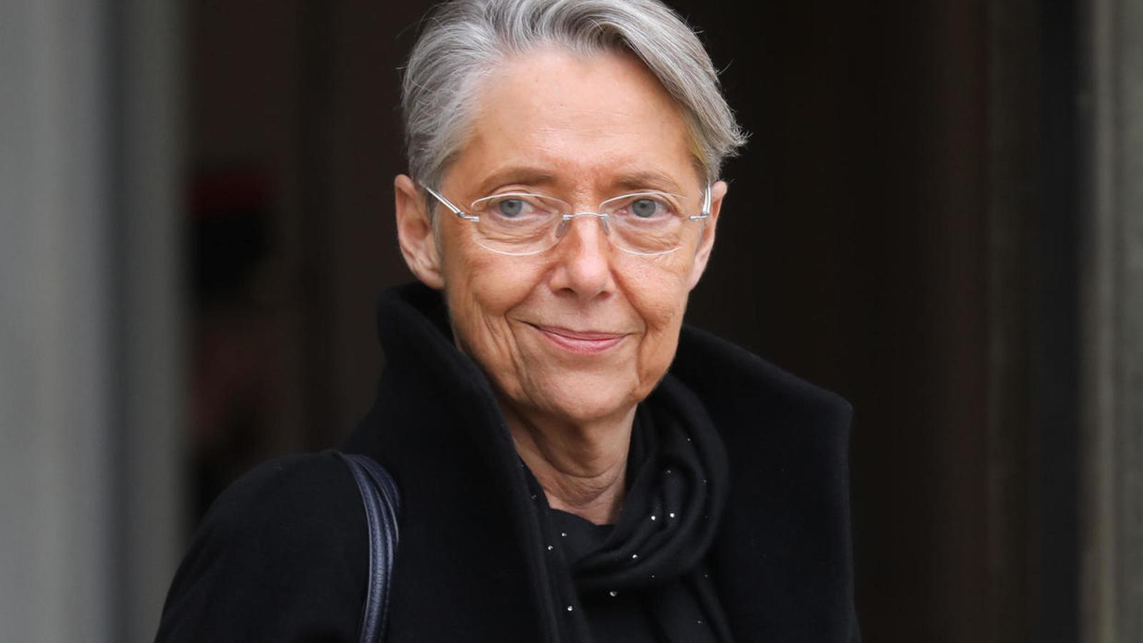 La ministra francesa de Transició Ecològica i Inclusió, Élisabeth Borne, en una imatge d'arxiu. / AFP