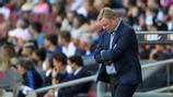 El Barça revisa el protocol de seguretat arran de l'incident de Koeman amb els aficionats