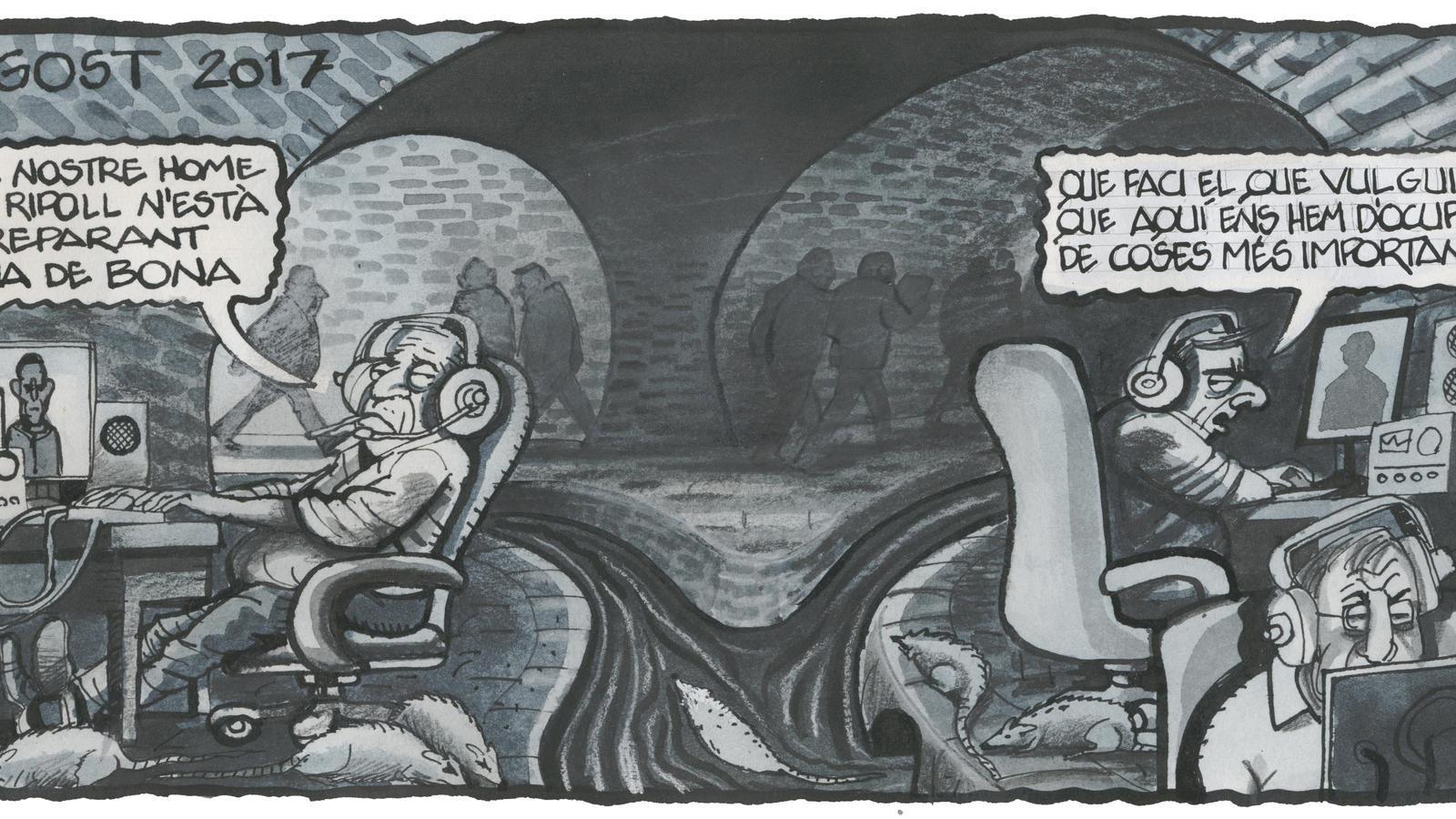 'A la contra', per Ferreres 20/07/2019