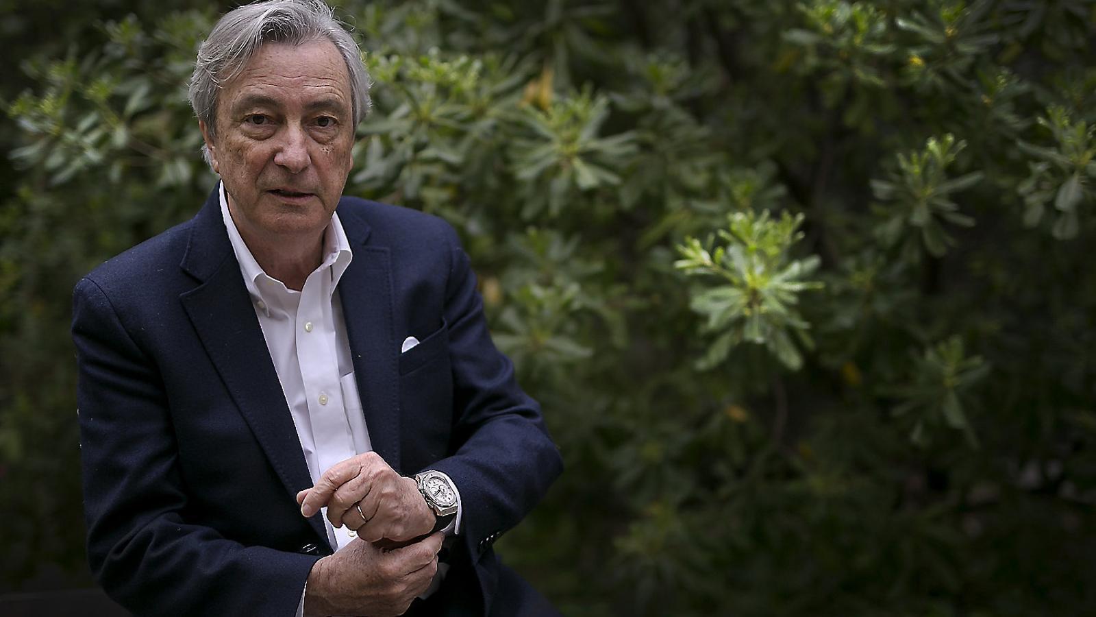 """""""Jo decidia quina informació confidencial havia de tenir  el president Aznar i quina no"""""""