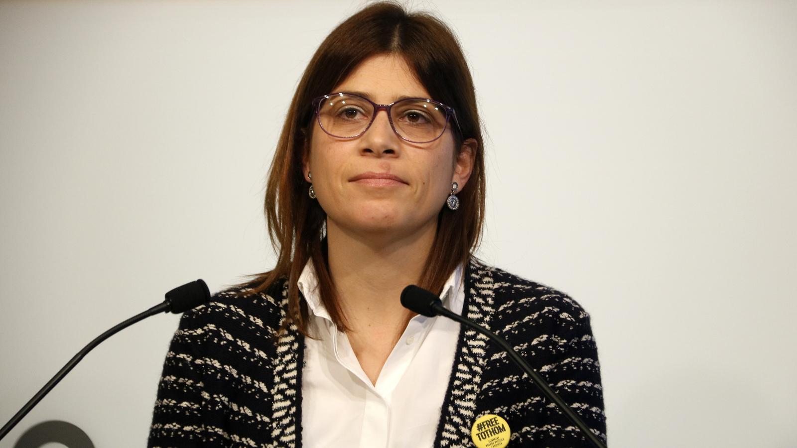 """JxCat torna a presentar la moció que reclama """"mediació internacional"""" en el diàleg Generalitat-Estat"""