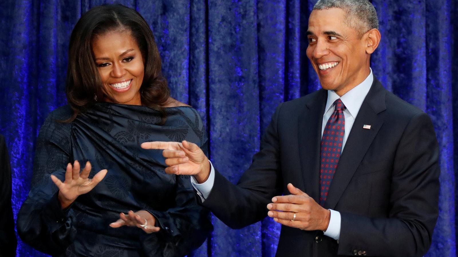 Els Obama preparen una comèdia sobre la Casa Blanca per a Netflix