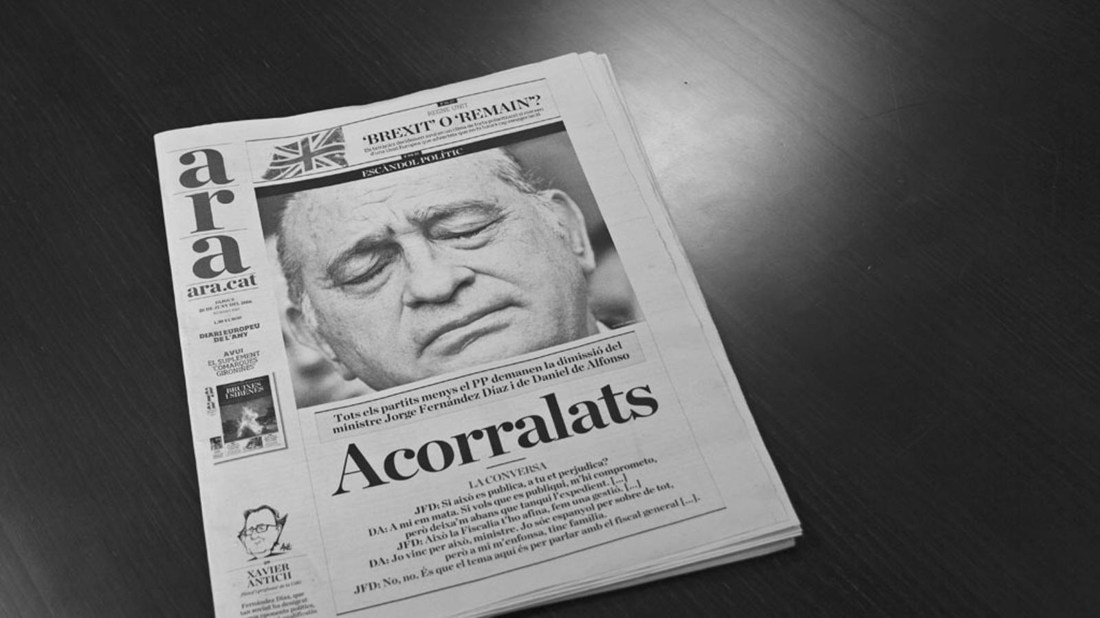 """L'anàlisi d'Antoni Bassas: 'Yo soy español""""'"""