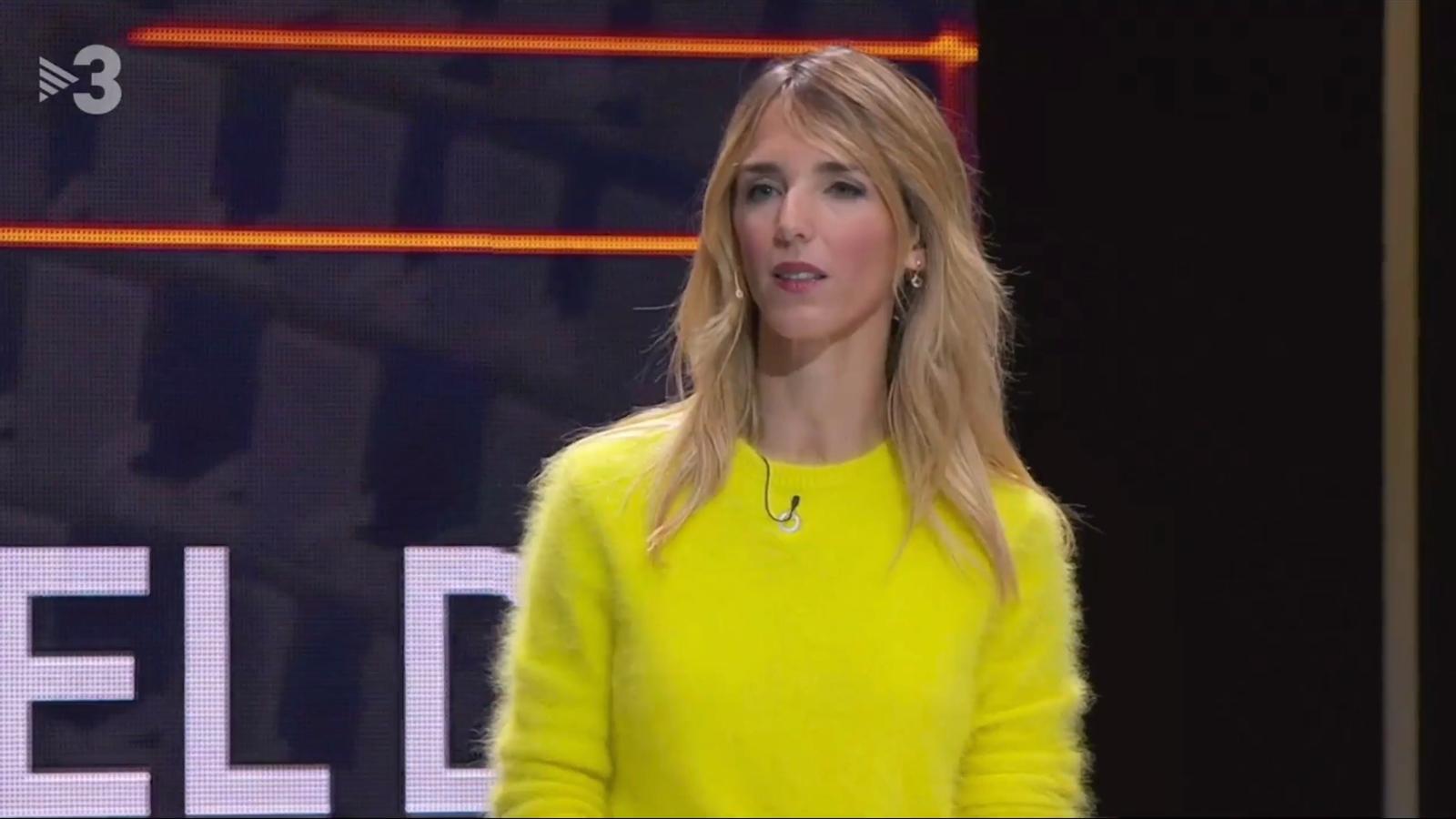 """Cayetana: """"Anomalía es que des de Tv3 se humille la mitad de los catalanes"""""""